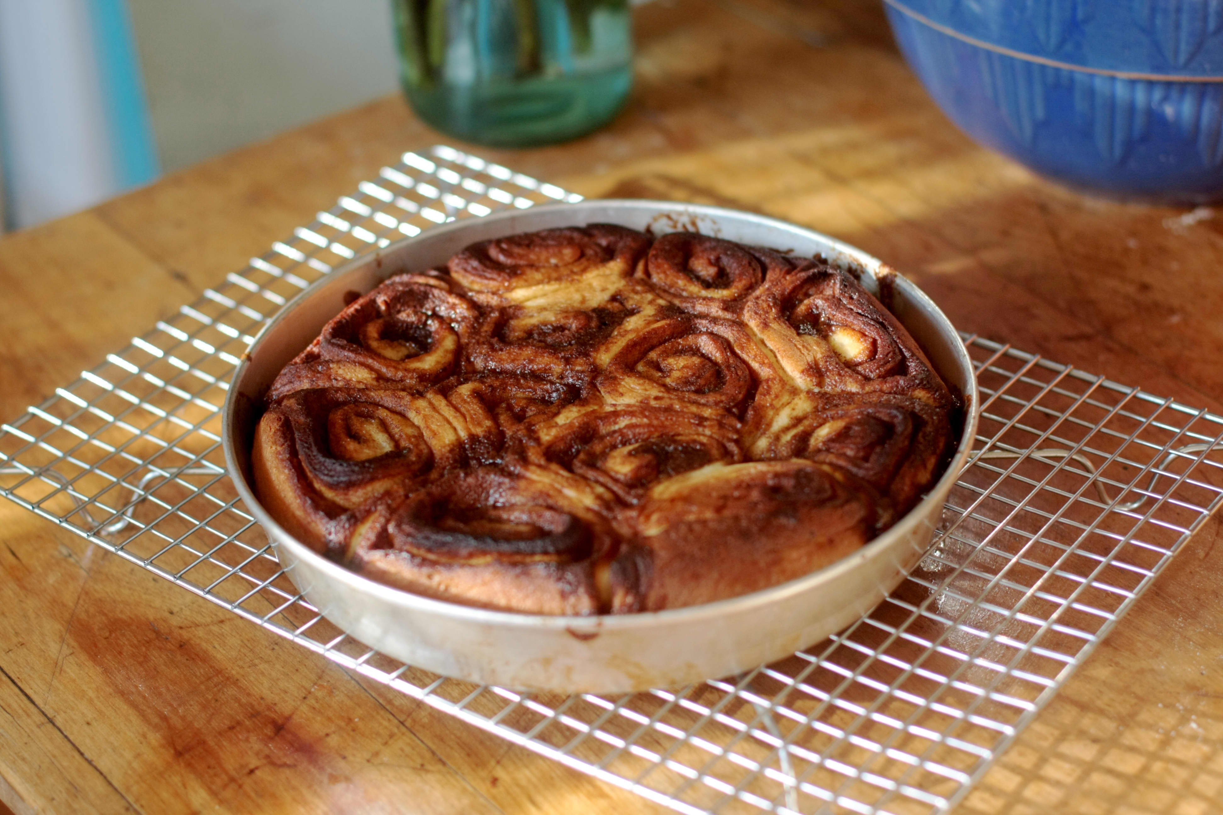 How To Freeze Cinnamon Rolls and Bake Them Later: gallery image 5