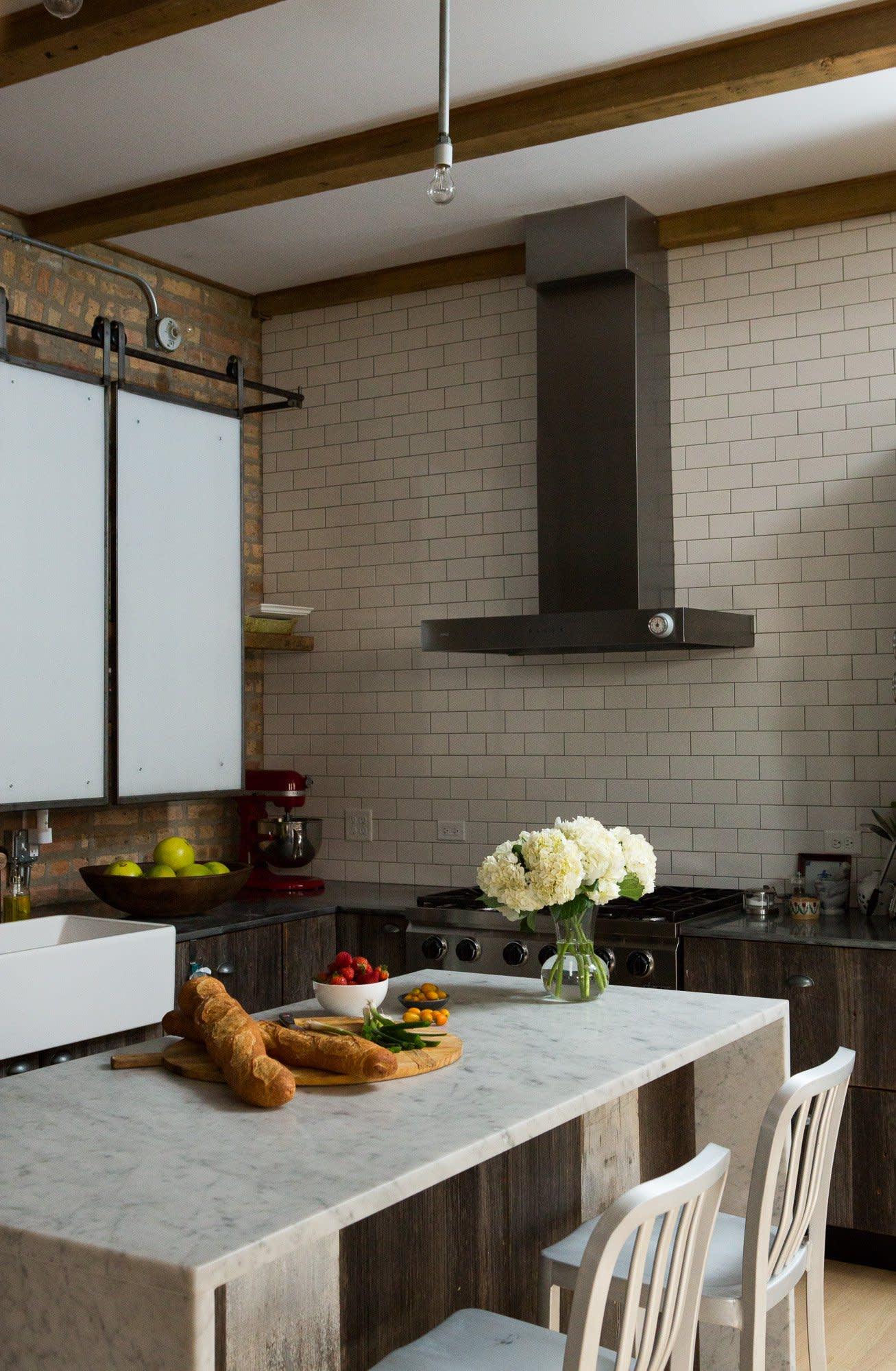 Ellen & Greg's Renovated Loft Kitchen: gallery image 5