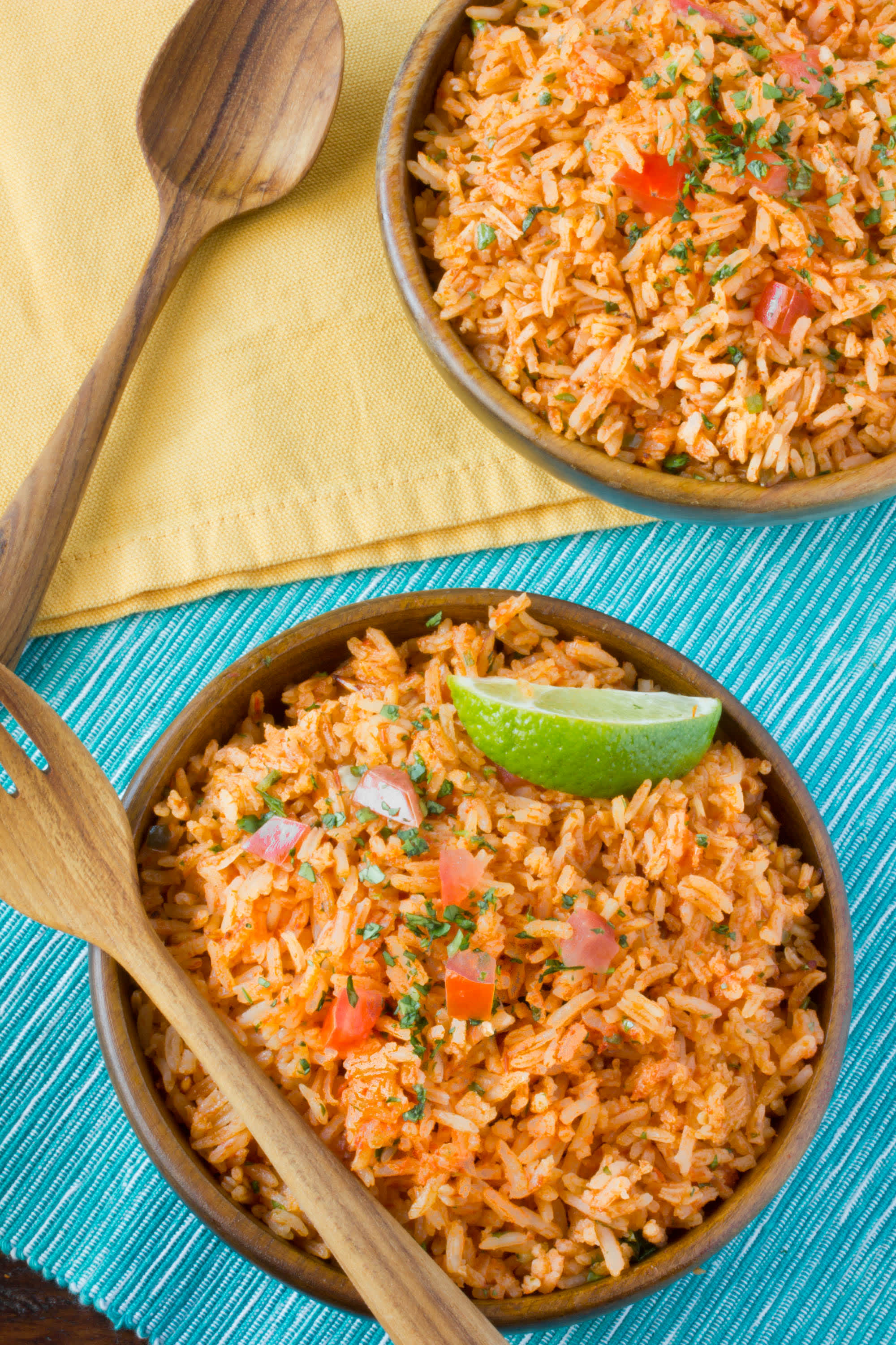 Recipe: Restaurant-Style Mexican Rice