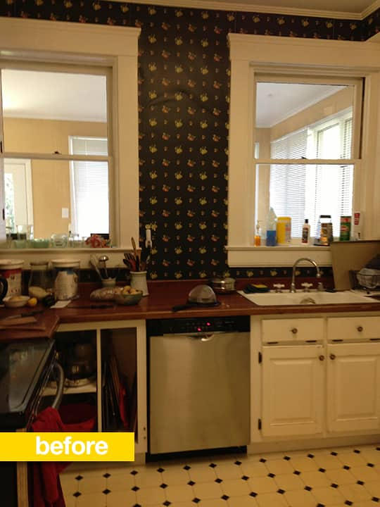 20 Dramatic Kitchen Before & After Transformations: gallery image 19