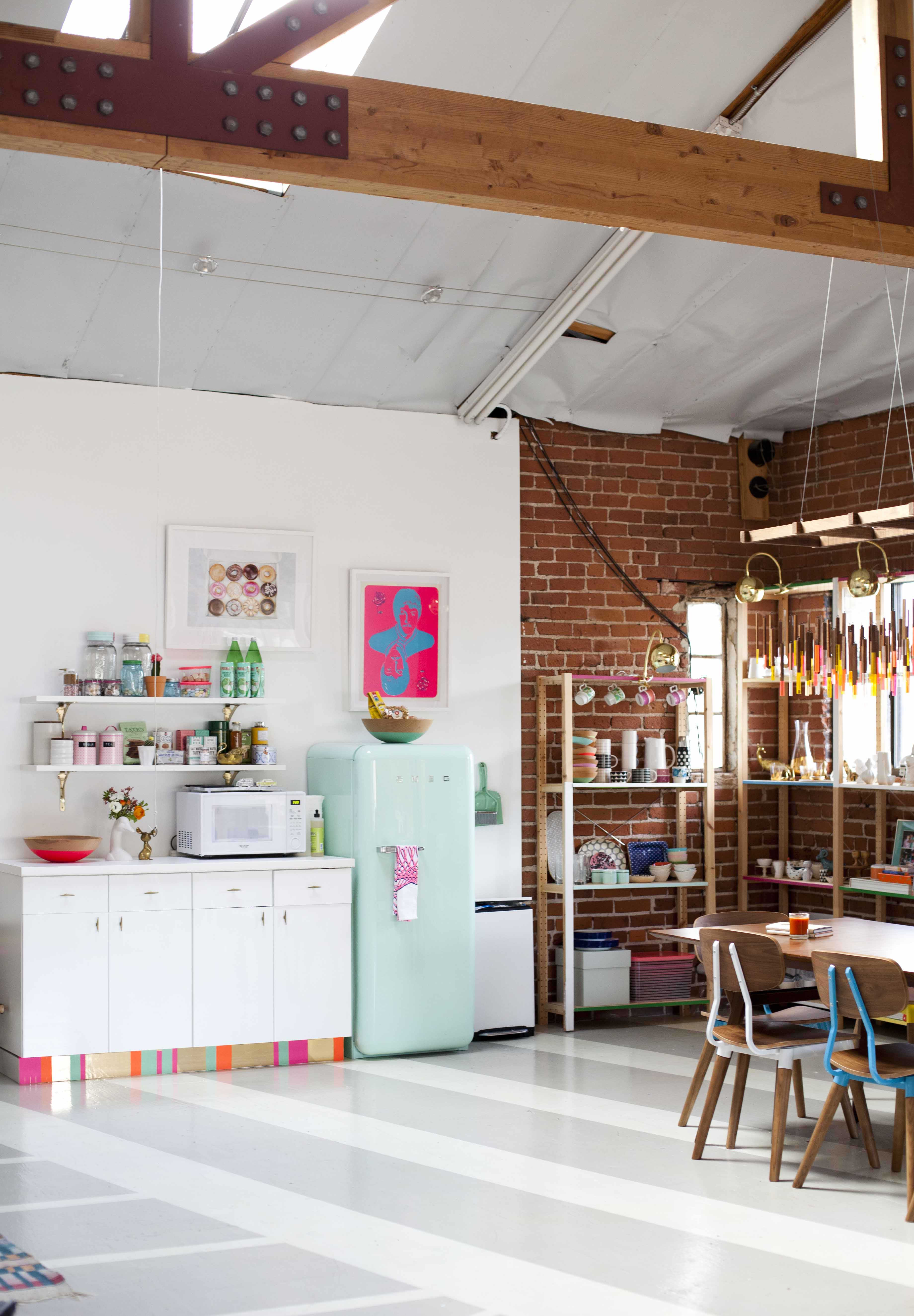 Joy Cho's Grown-Up Candyland Kitchenette: gallery image 10