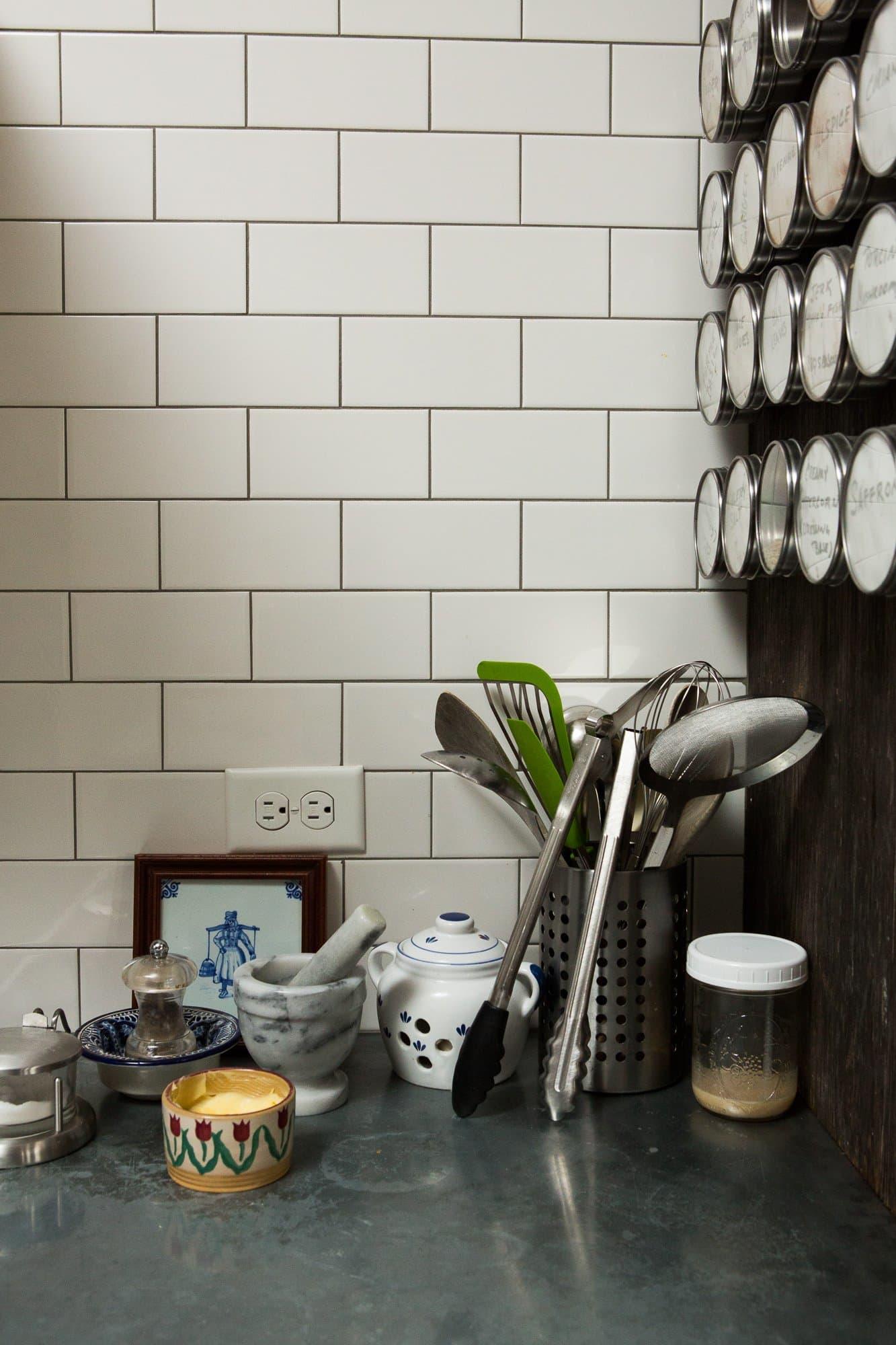 Ellen & Greg's Renovated Loft Kitchen: gallery image 6