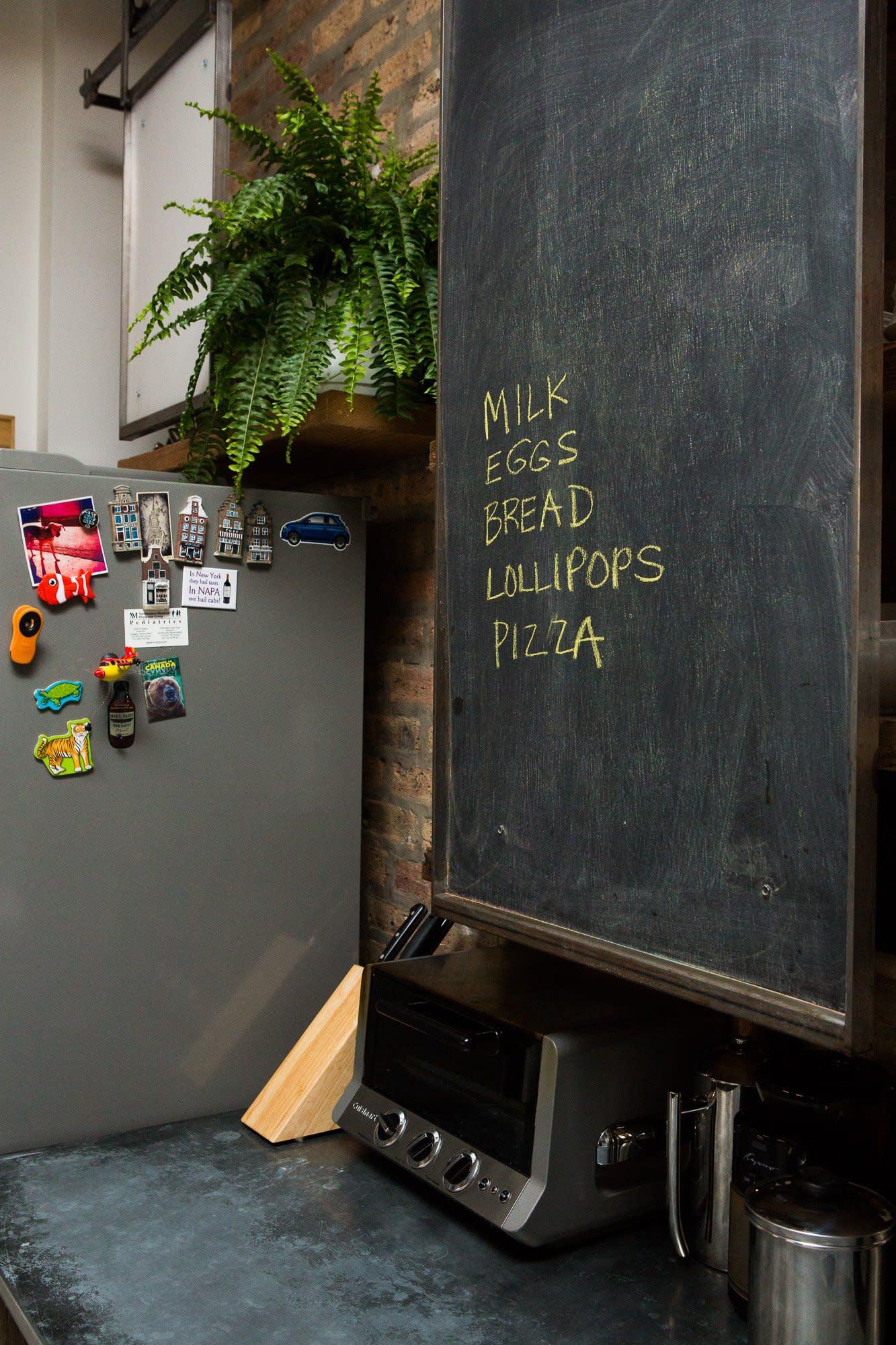 Ellen & Greg's Renovated Loft Kitchen: gallery image 7