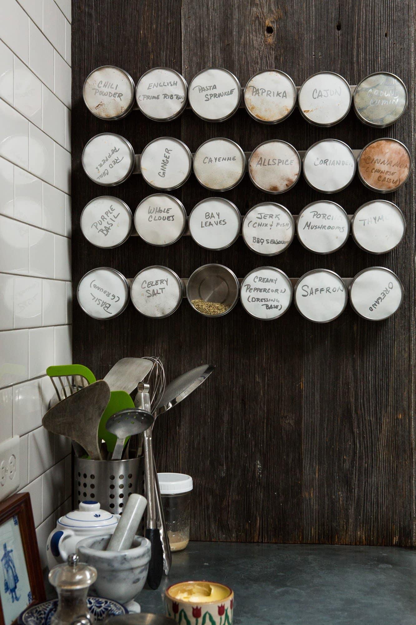 Ellen & Greg's Renovated Loft Kitchen: gallery image 9
