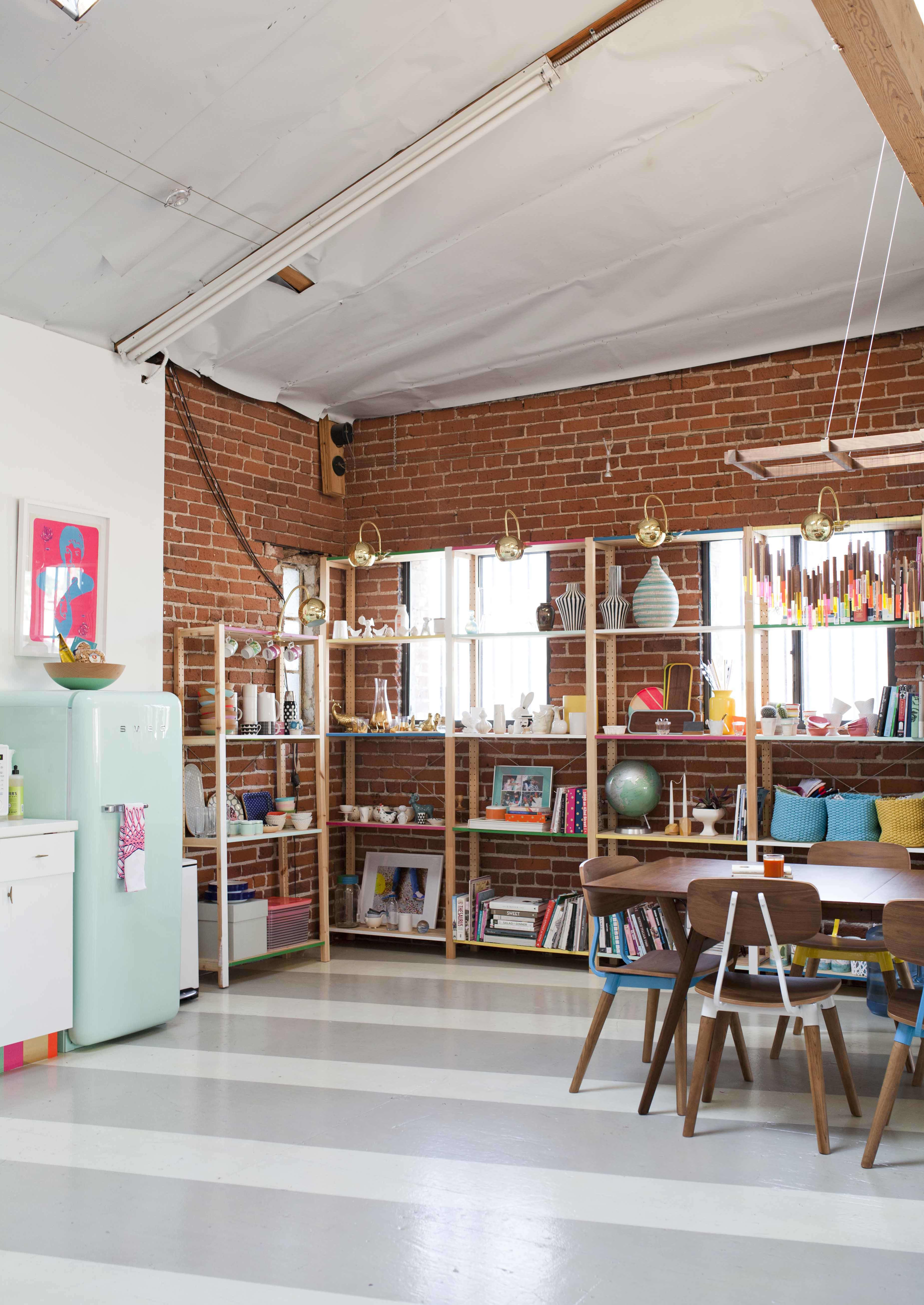 Joy Cho's Grown-Up Candyland Kitchenette: gallery image 9