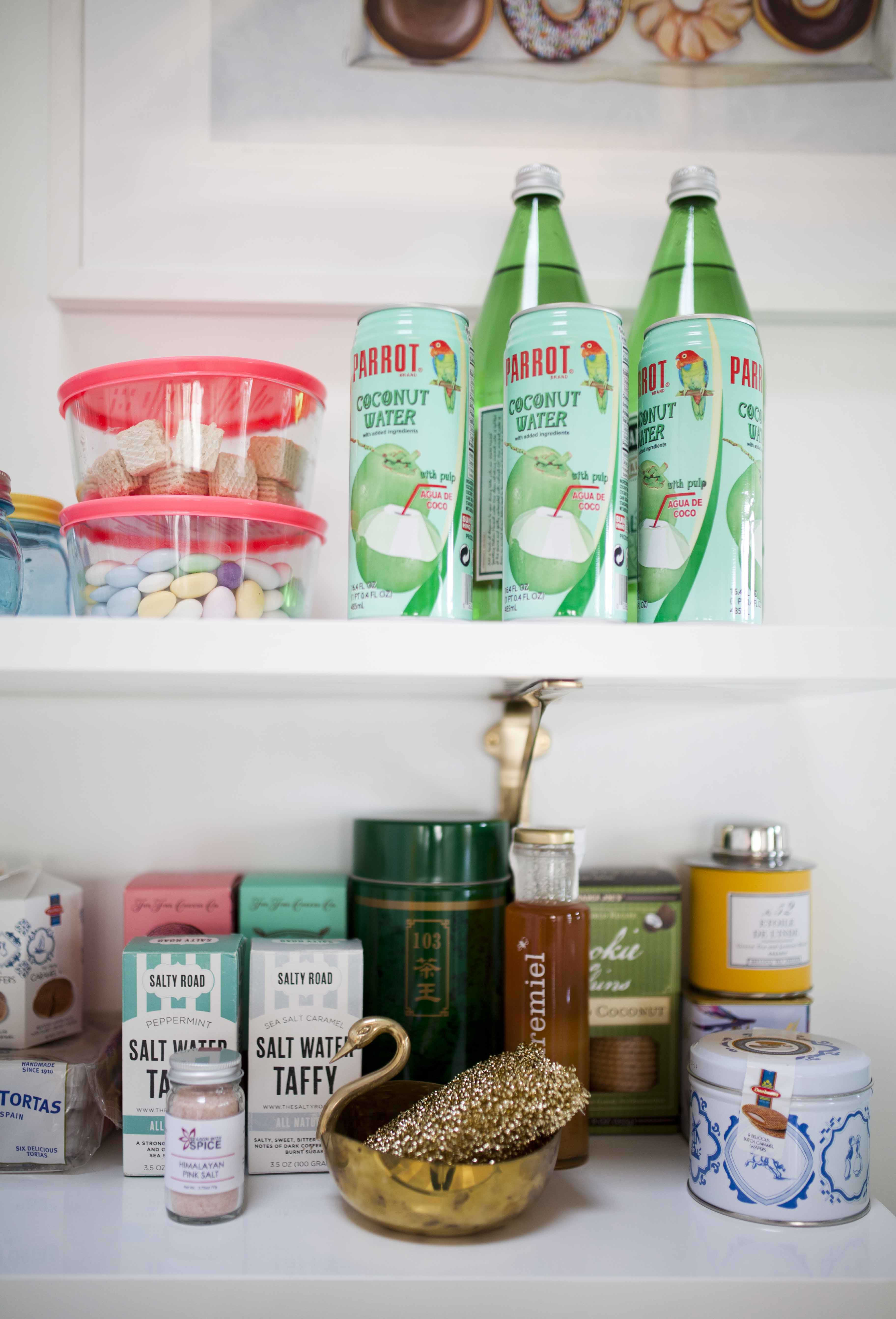 Joy Cho's Grown-Up Candyland Kitchenette: gallery image 4
