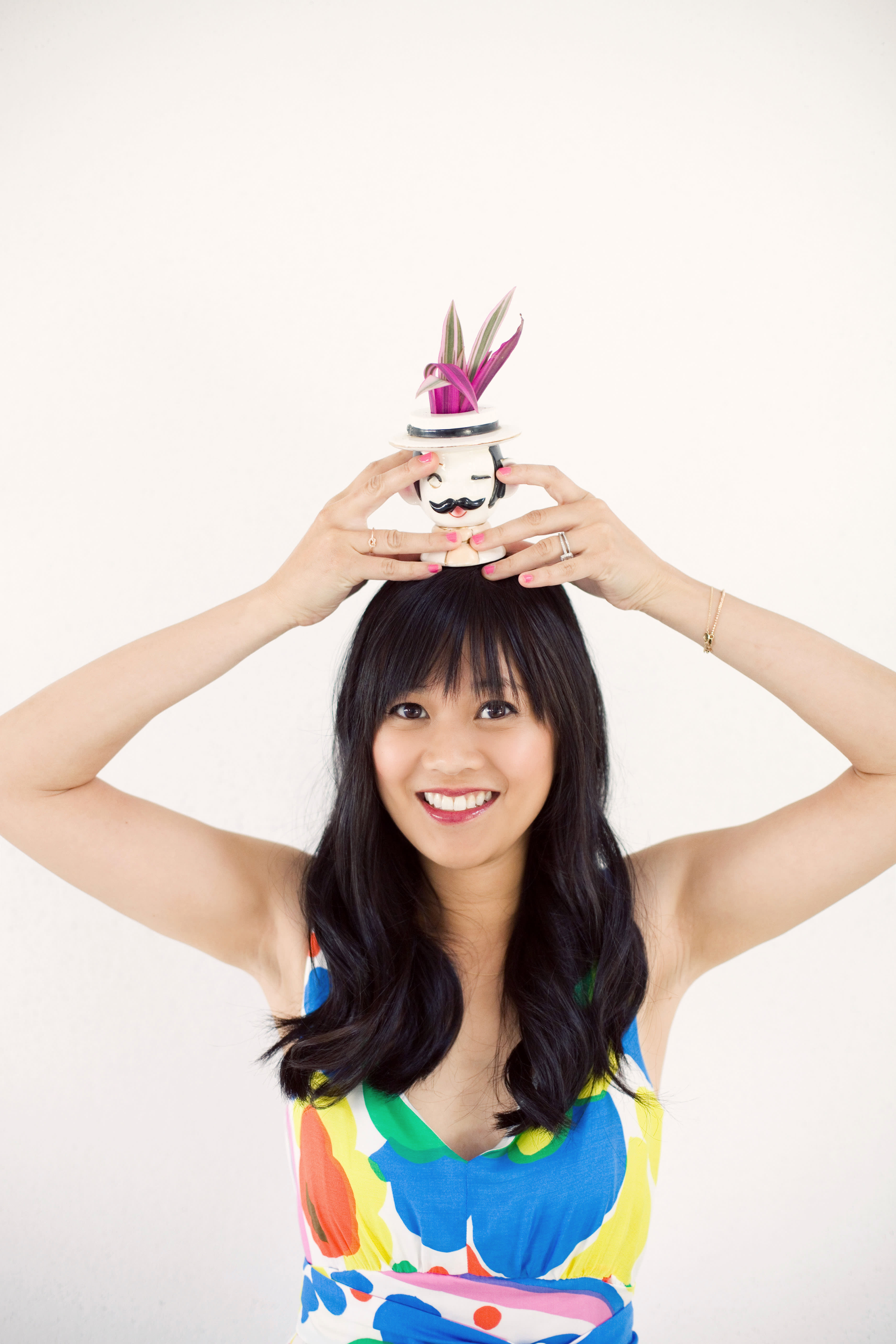 Joy Cho's Grown-Up Candyland Kitchenette: gallery image 19