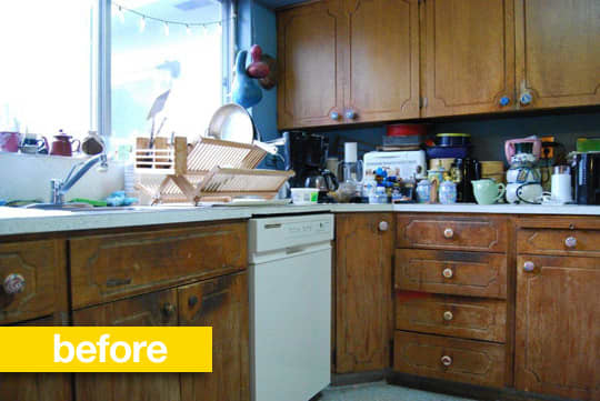 20 Dramatic Kitchen Before & After Transformations: gallery image 16