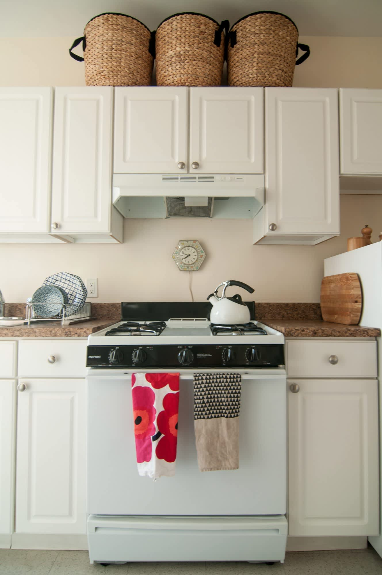 Rental Kitchen Solutions Big Baskets Kitchn