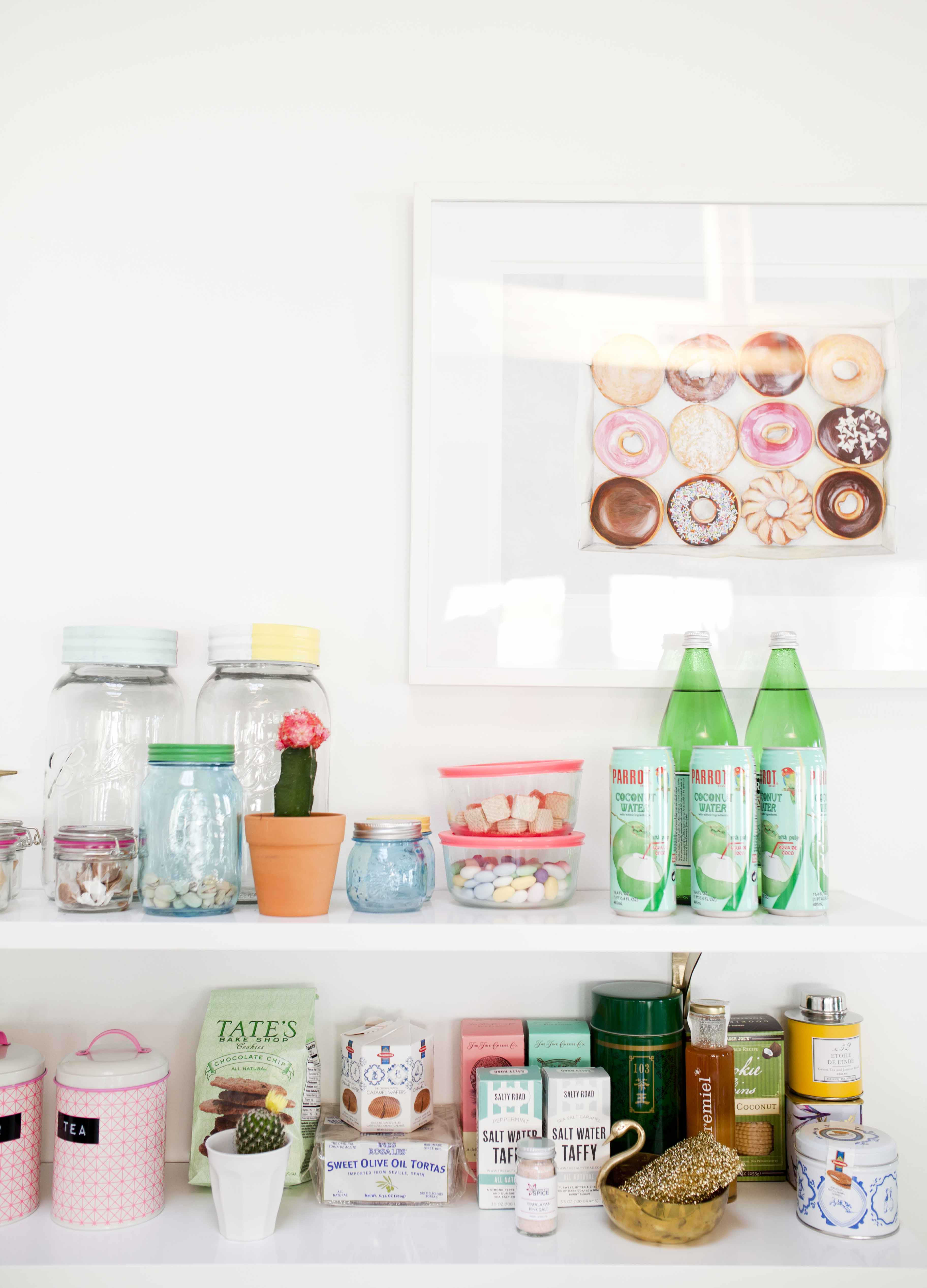 Joy Cho's Grown-Up Candyland Kitchenette: gallery image 3