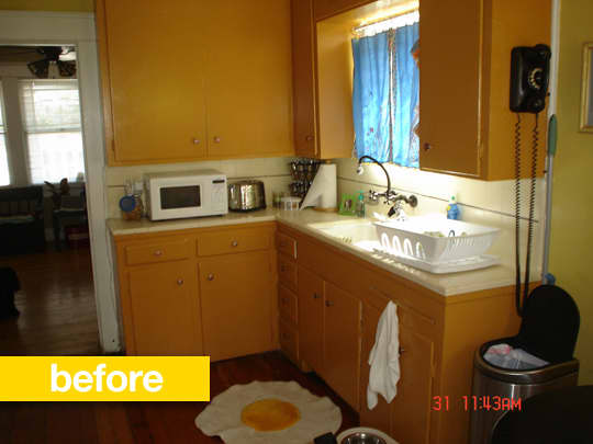 20 Dramatic Kitchen Before & After Transformations: gallery image 12