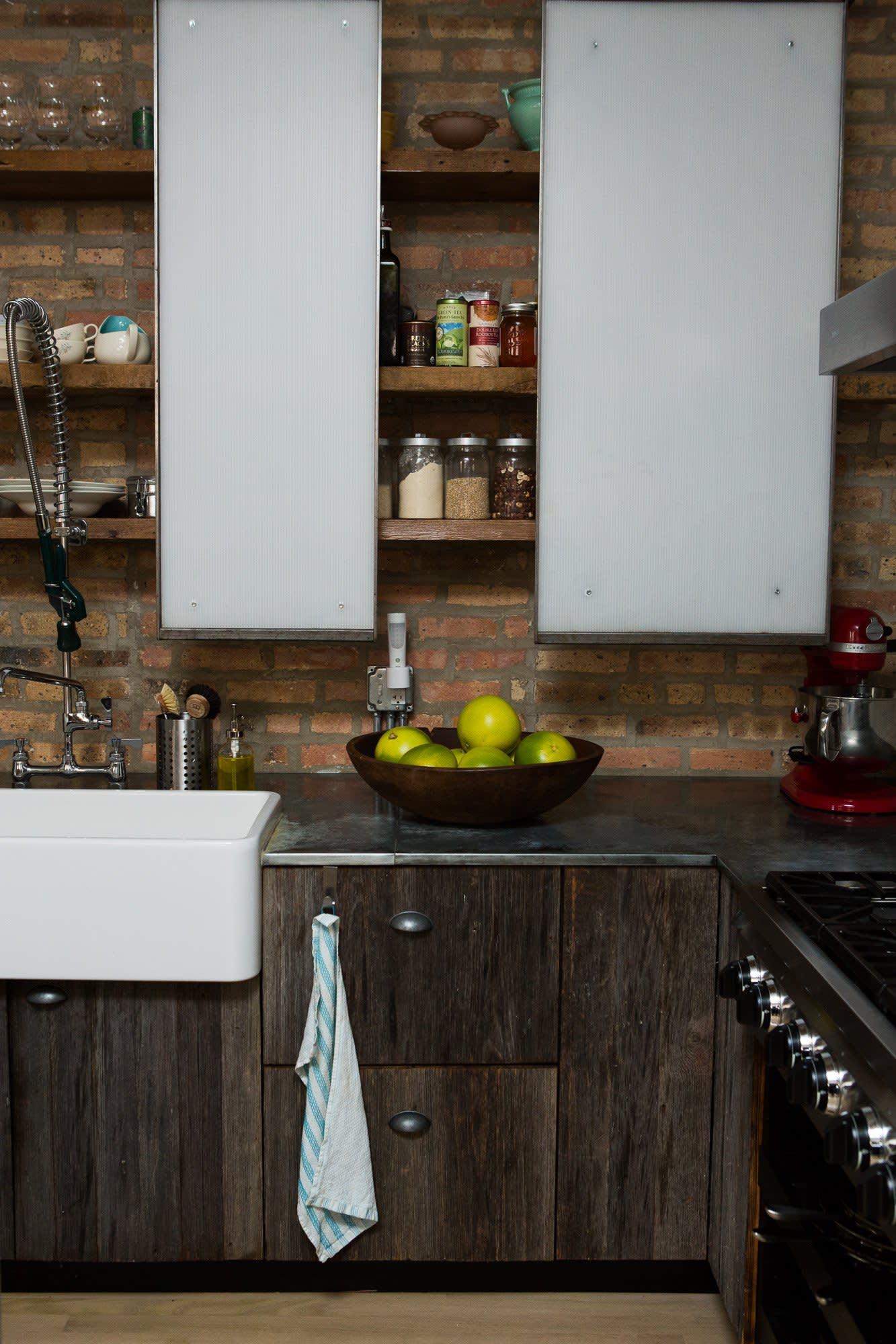 Ellen & Greg's Renovated Loft Kitchen: gallery image 10