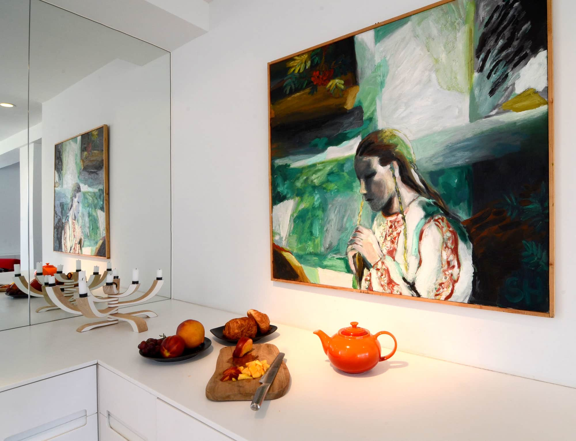 Cecilia's Sleek High-Design Kitchen: gallery image 8