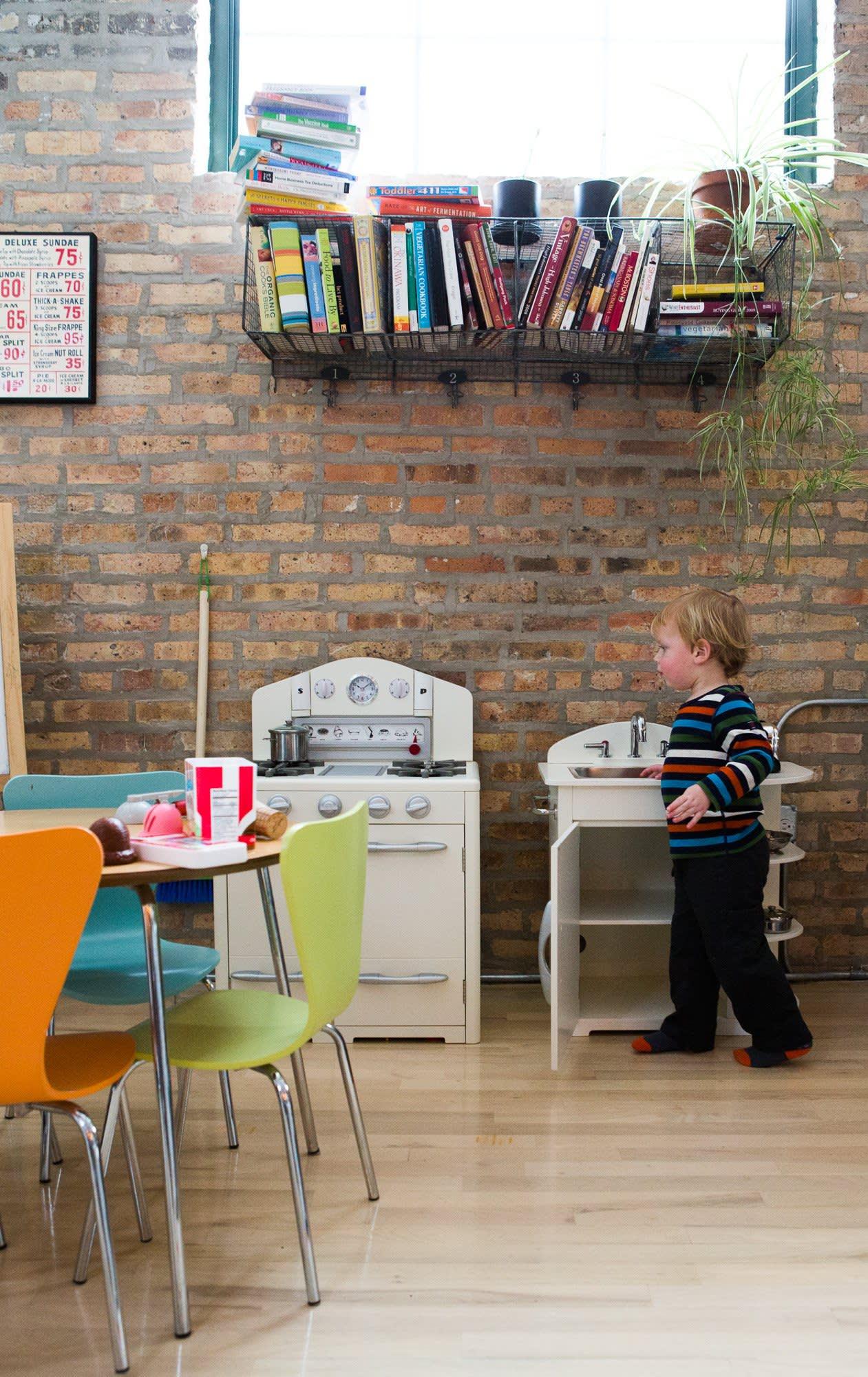 Ellen & Greg's Renovated Loft Kitchen: gallery image 15