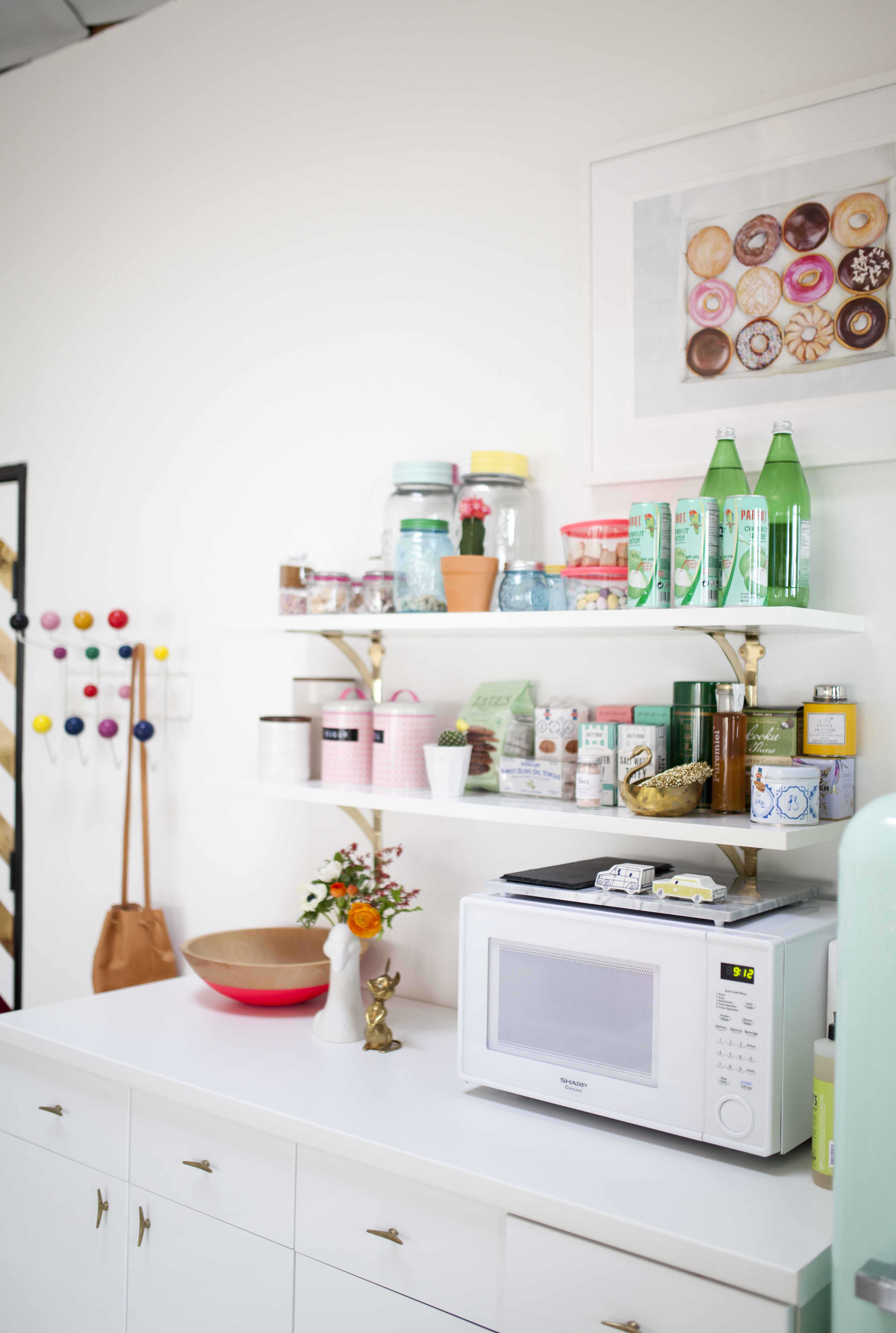 Joy Cho's Grown-Up Candyland Kitchenette: gallery image 5