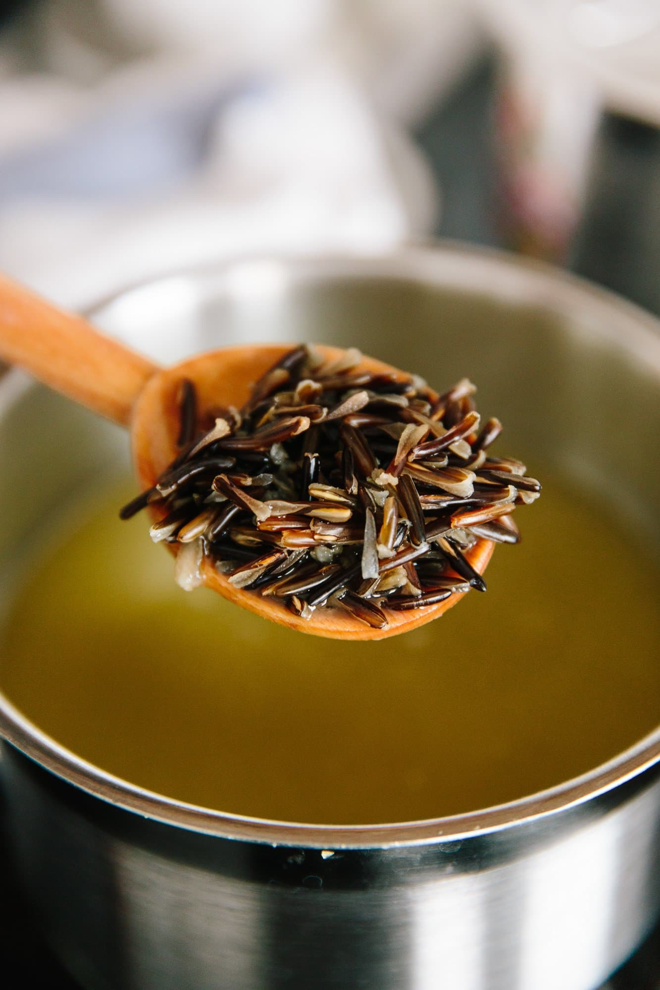How To Cook Wild Rice on the Stovetop: gallery image 6