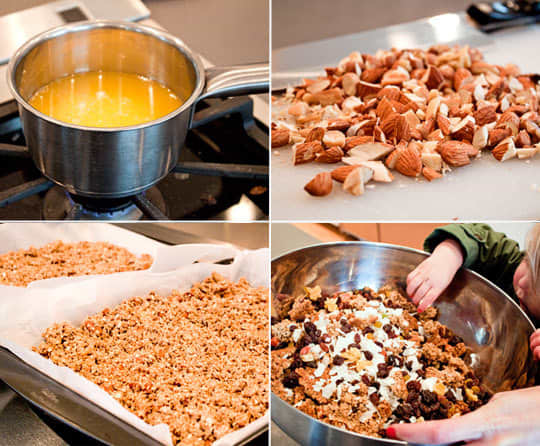 The Ultimate Cluster Granola from Melissa of The Traveler's Lunchbox: gallery image 6