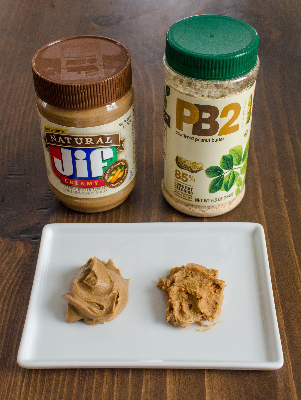 Powdered Peanut Butter   Naked PB - 2lb   Good eats
