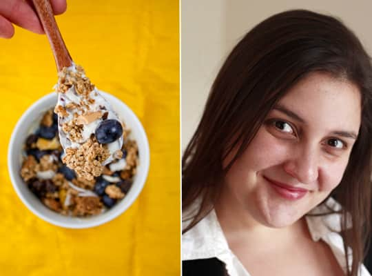 The Ultimate Cluster Granola from Melissa of The Traveler's Lunchbox: gallery image 1