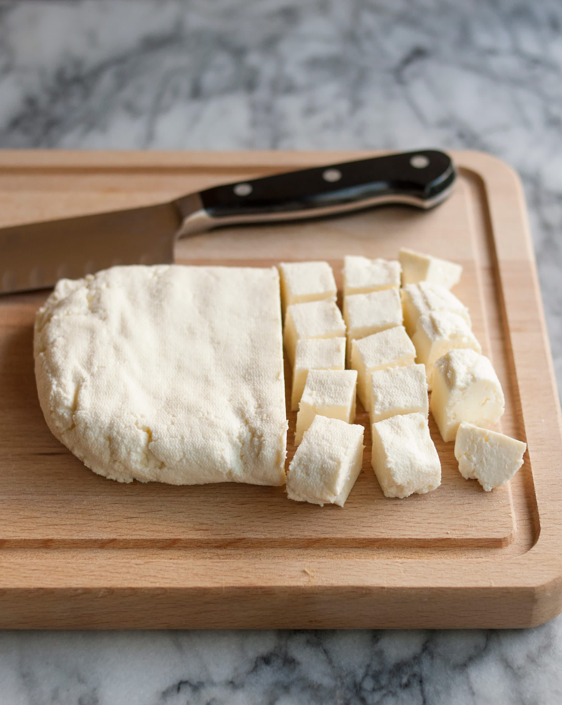 How To Make Paneer Cheese in 30 Minutes: gallery image 12