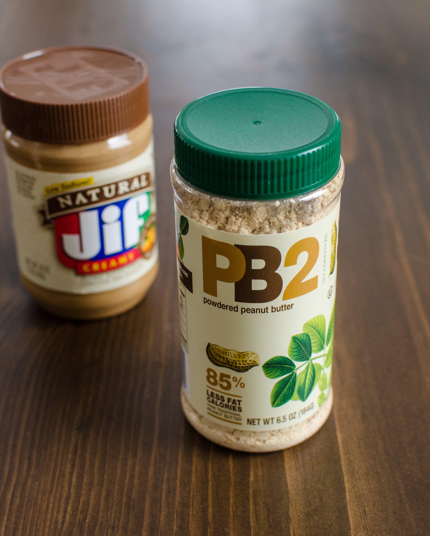 Vegan Eats and Treats!: MoFo 12: Powdered Peanut Butter Test