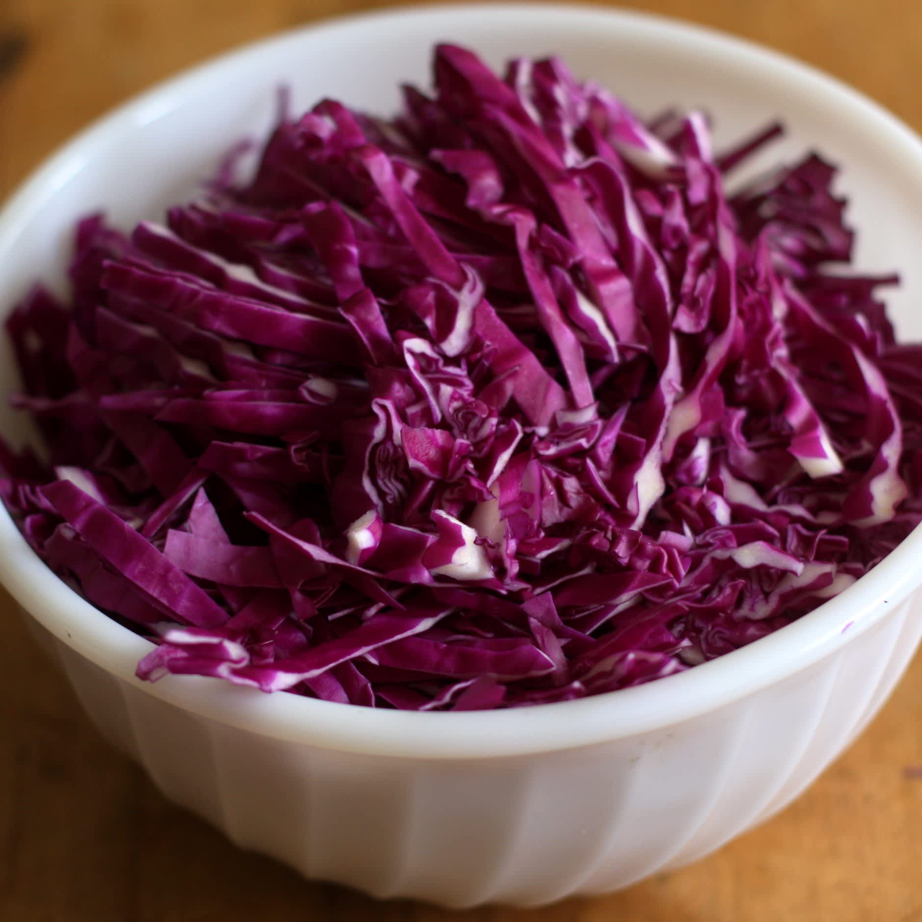 How To Shred Cabbage: gallery image 7