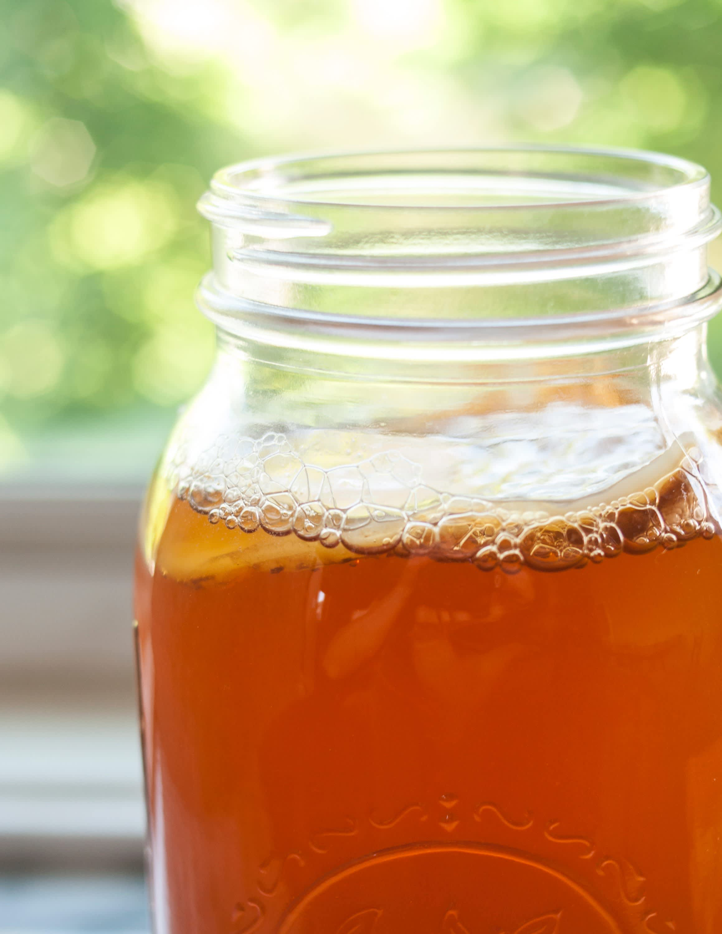 How To Make Your Own Kombucha Scoby: gallery image 13