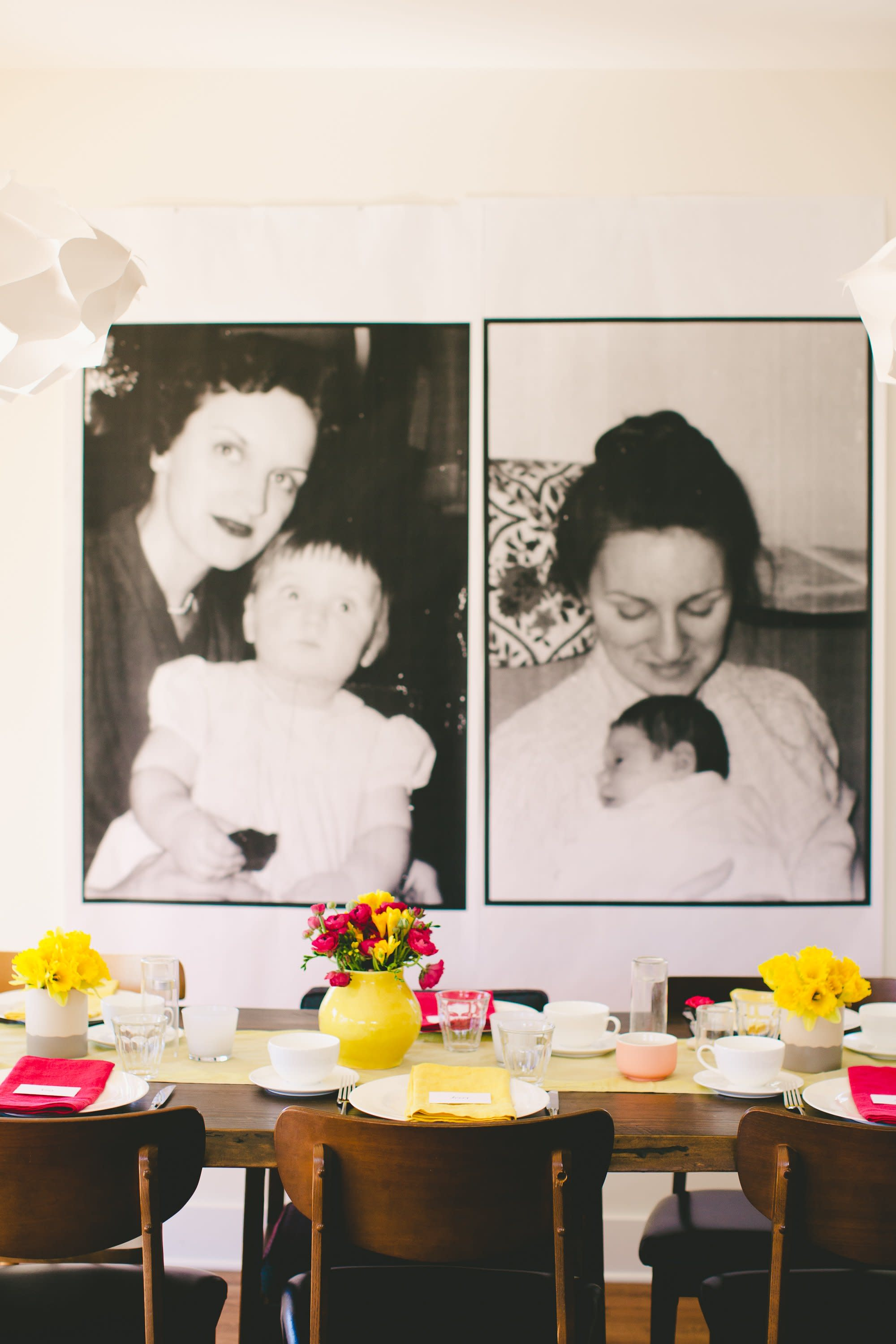 A Bright & Colorful Mother's Day Brunch: gallery image 9