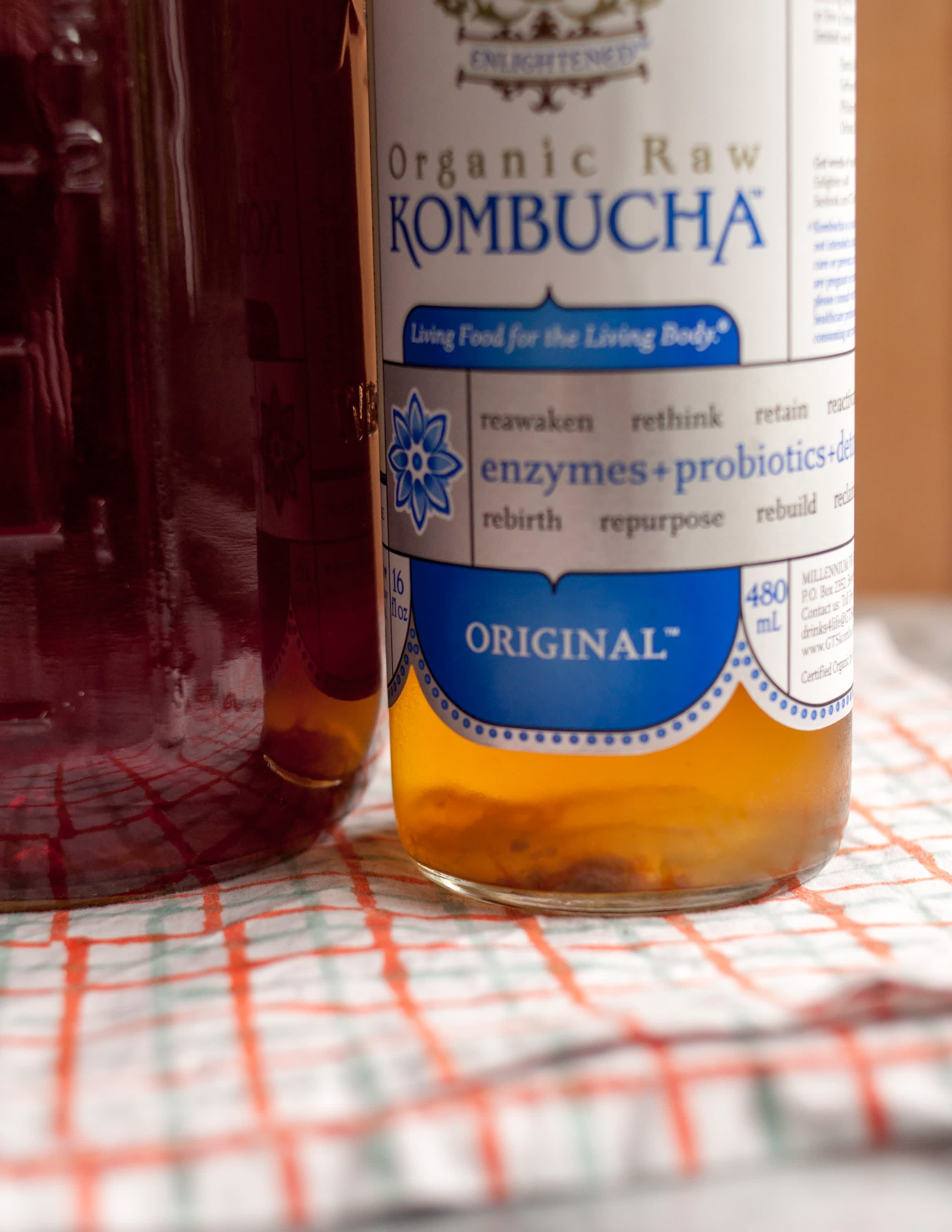 How To Make Your Own Kombucha Scoby: gallery image 3