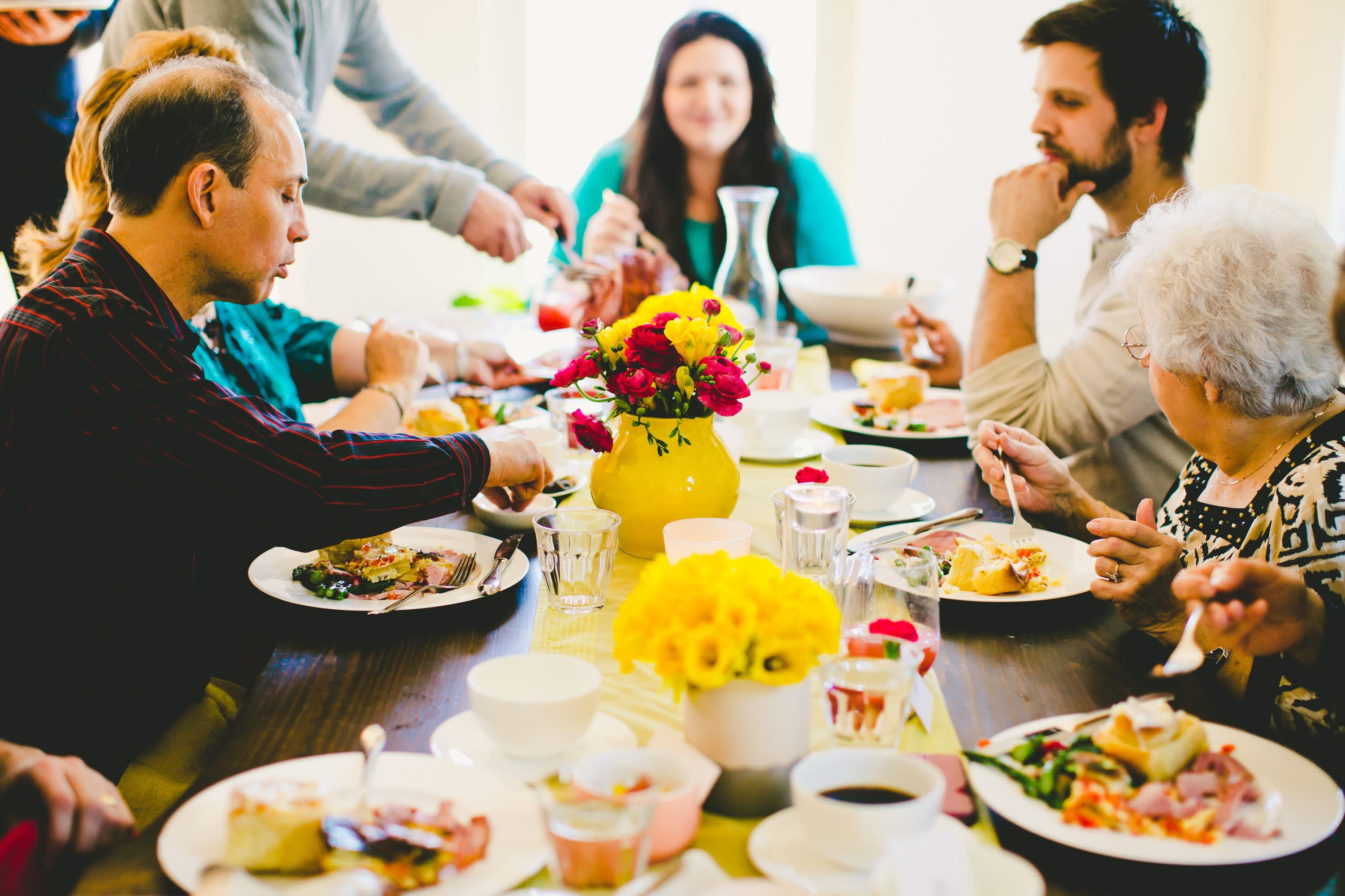 A Bright & Colorful Mother's Day Brunch: gallery image 40