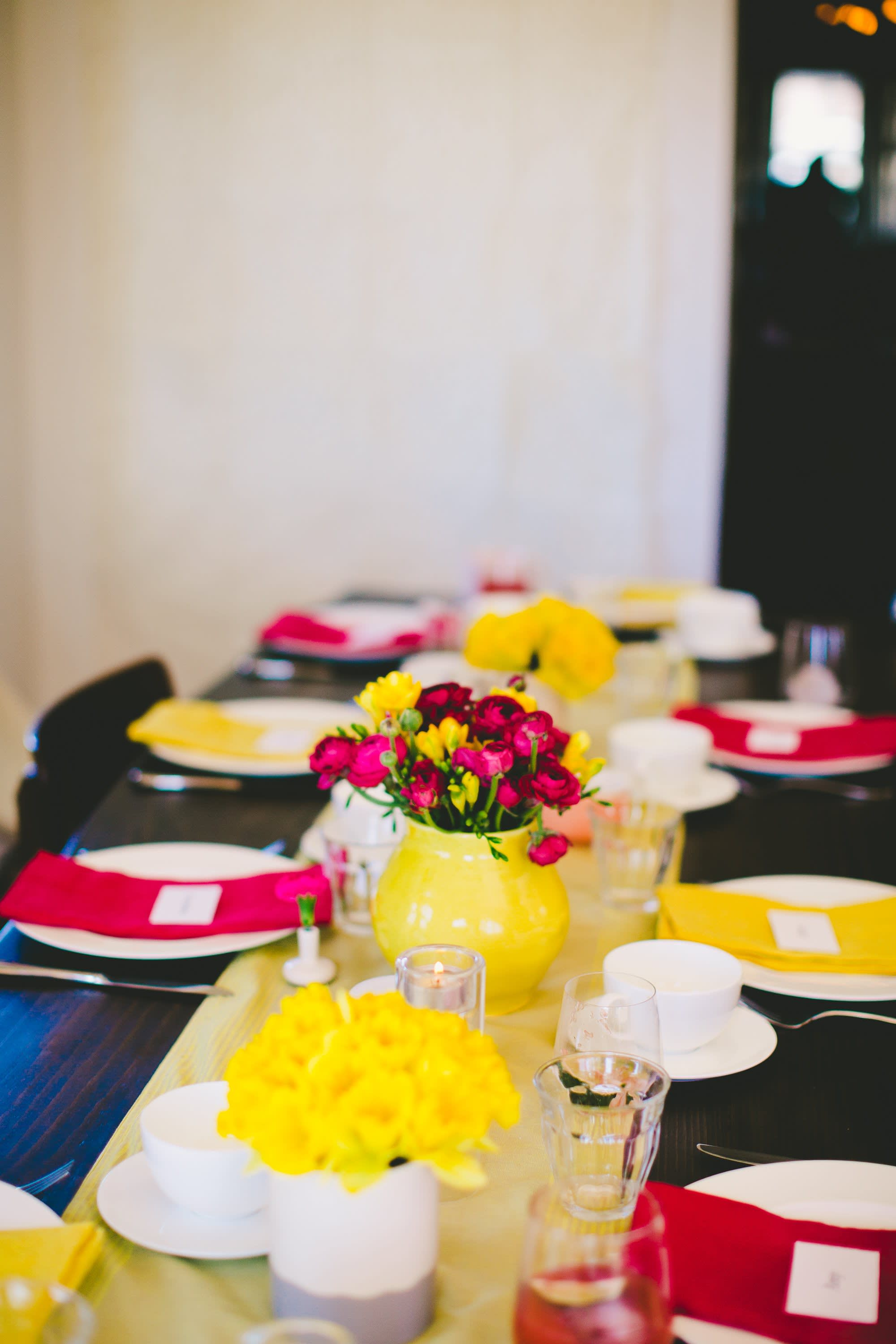 A Bright & Colorful Mother's Day Brunch: gallery image 4