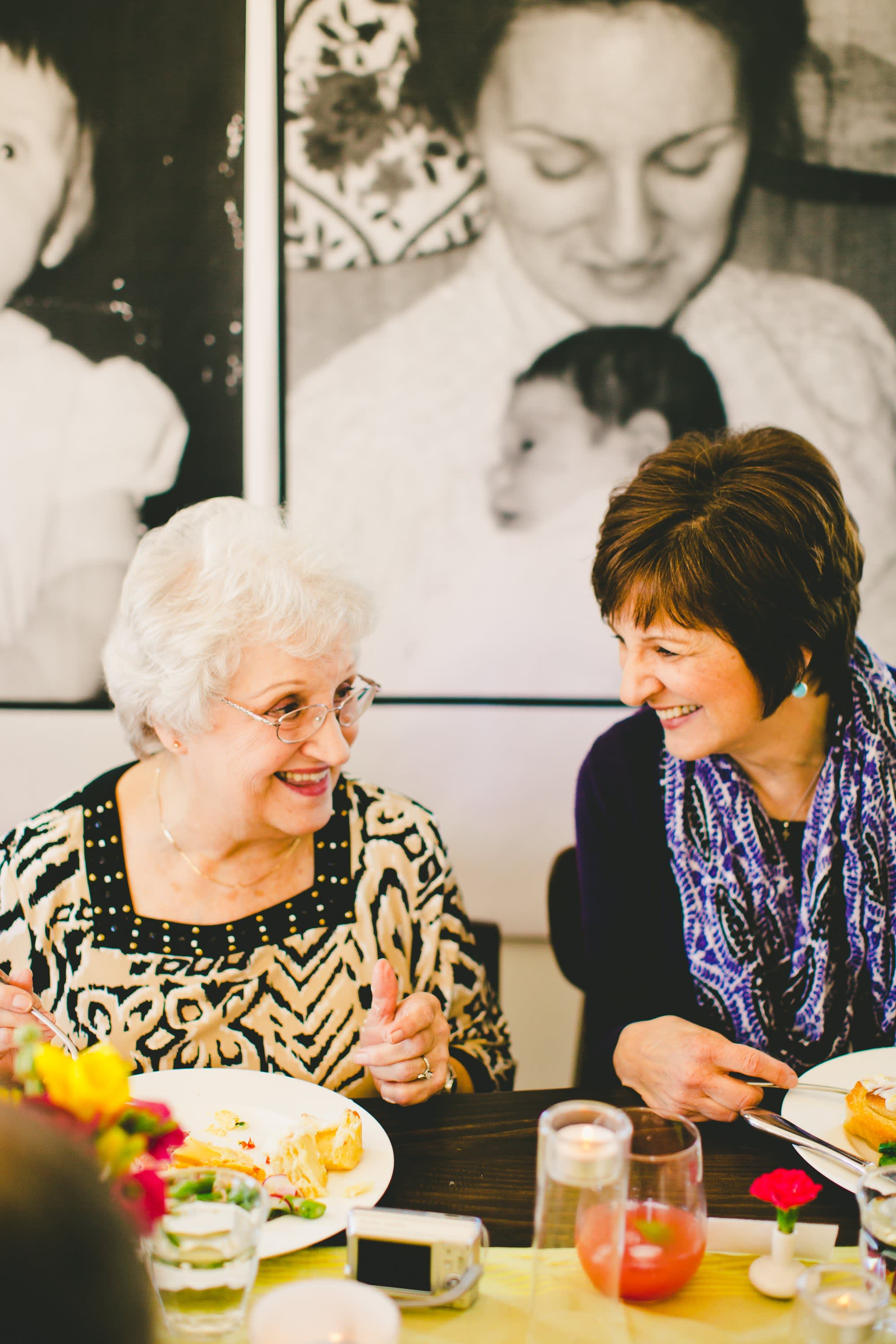 A Bright & Colorful Mother's Day Brunch: gallery image 43