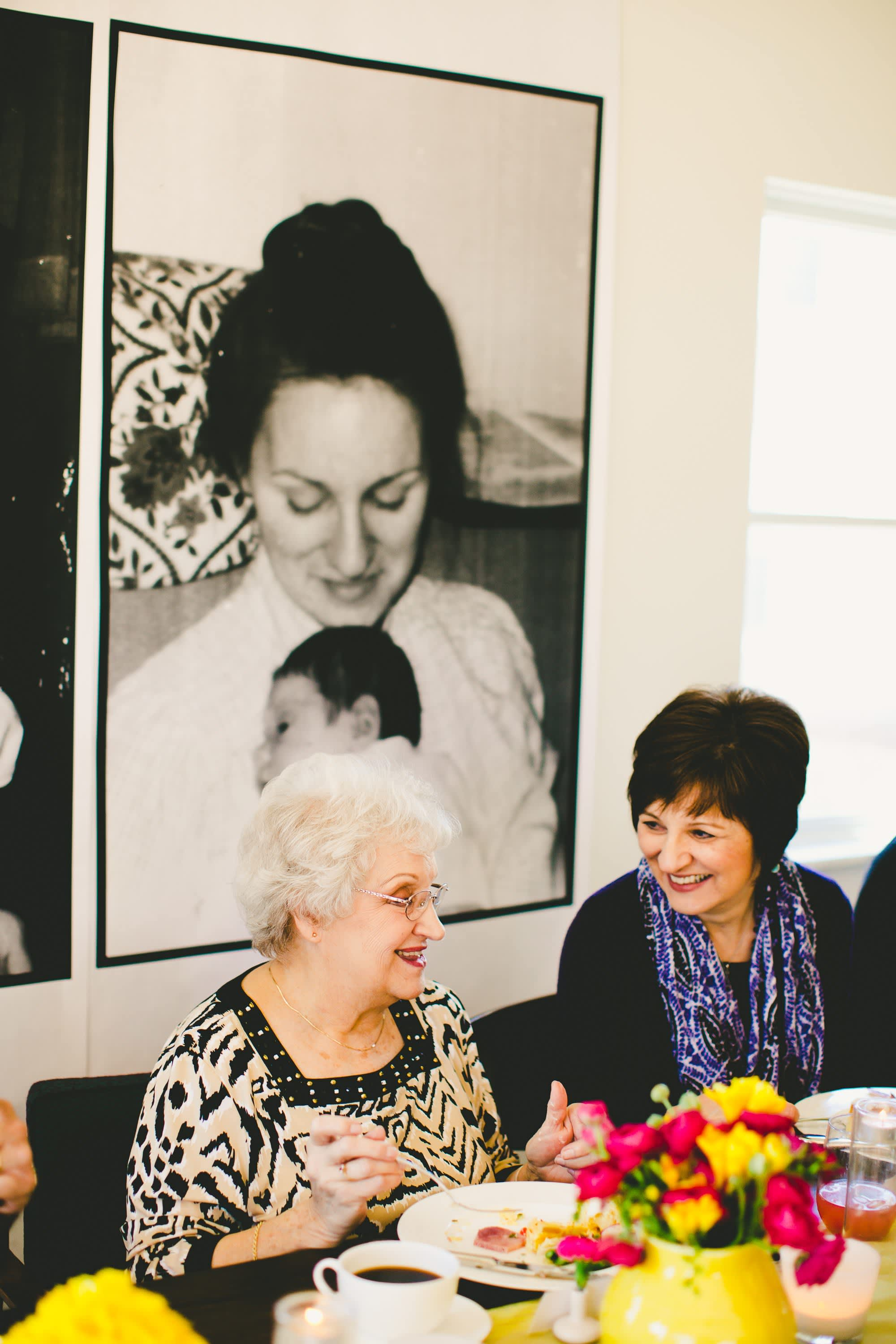 A Bright & Colorful Mother's Day Brunch: gallery image 42