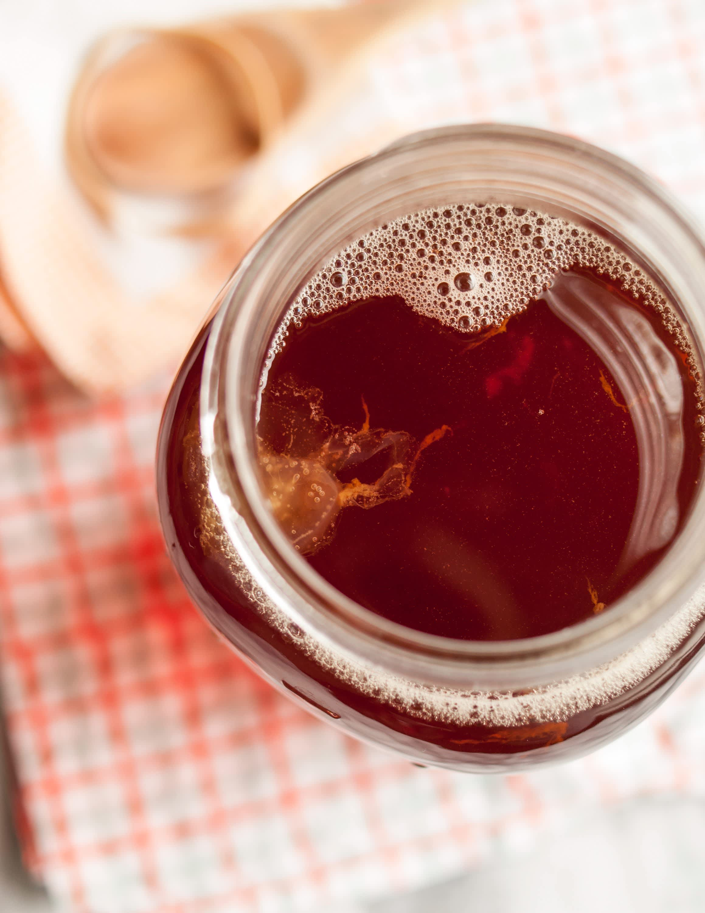 How To Make Your Own Kombucha Scoby: gallery image 5