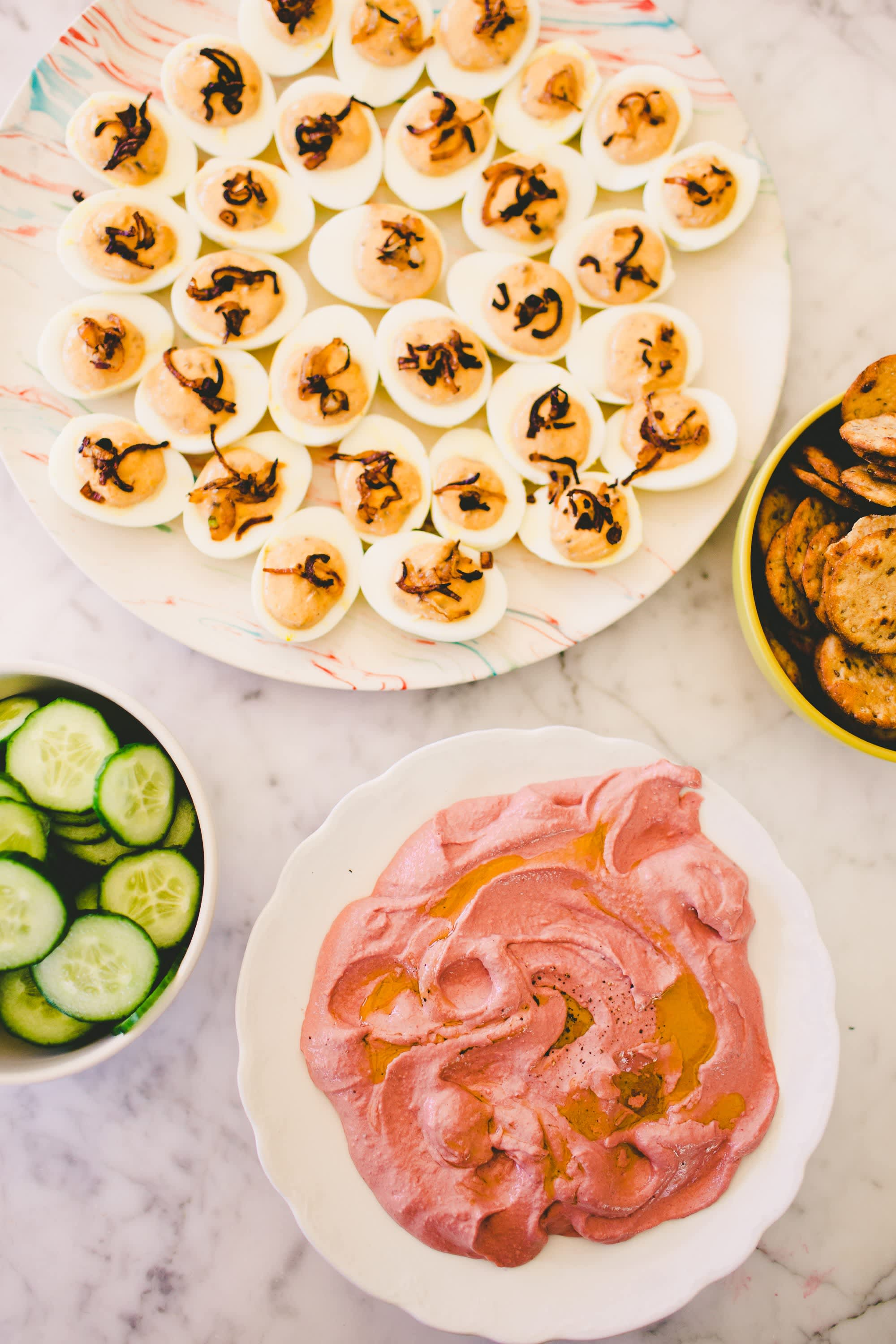 A Bright & Colorful Mother's Day Brunch: gallery image 17
