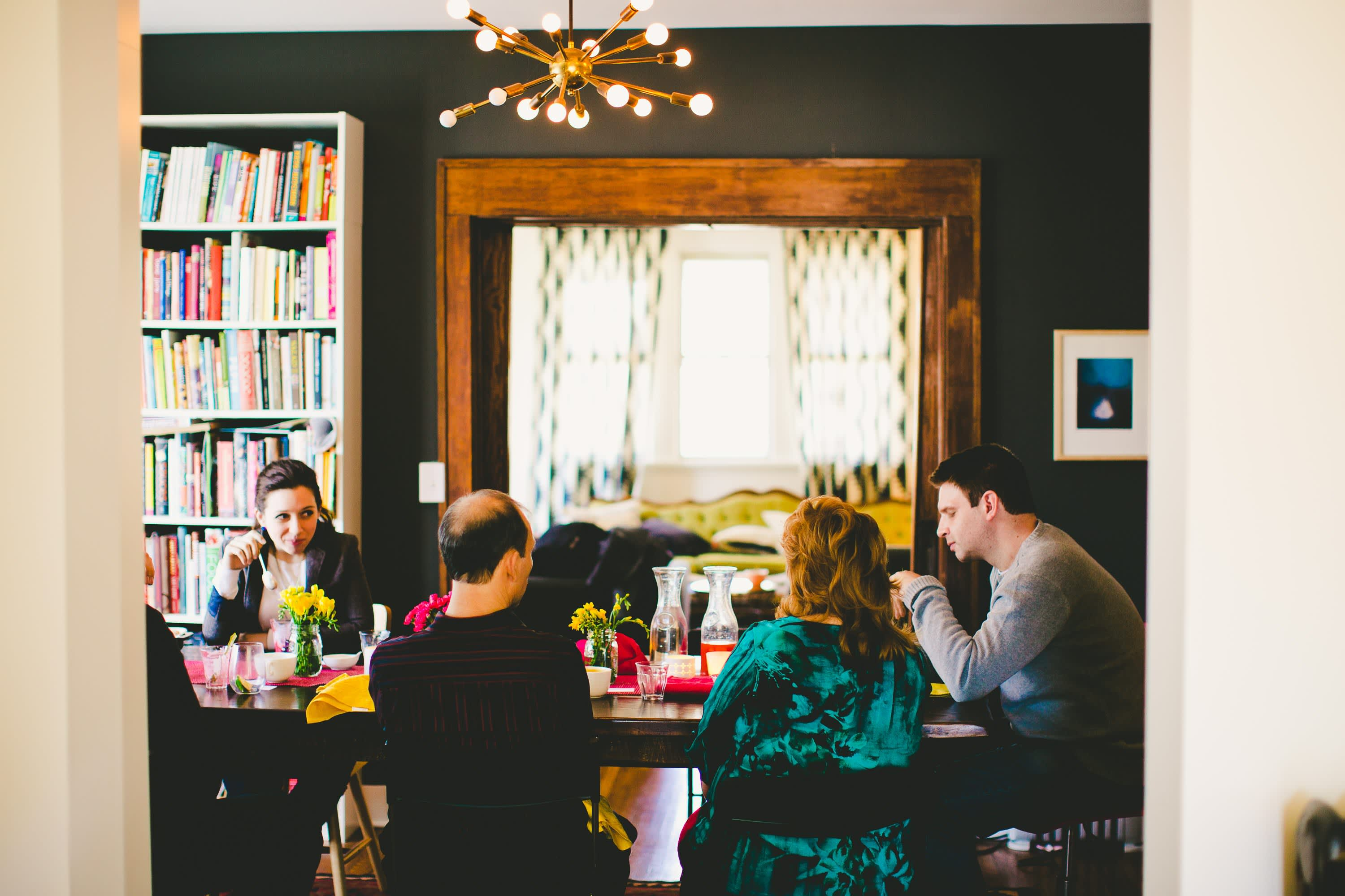 A Bright & Colorful Mother's Day Brunch: gallery image 41