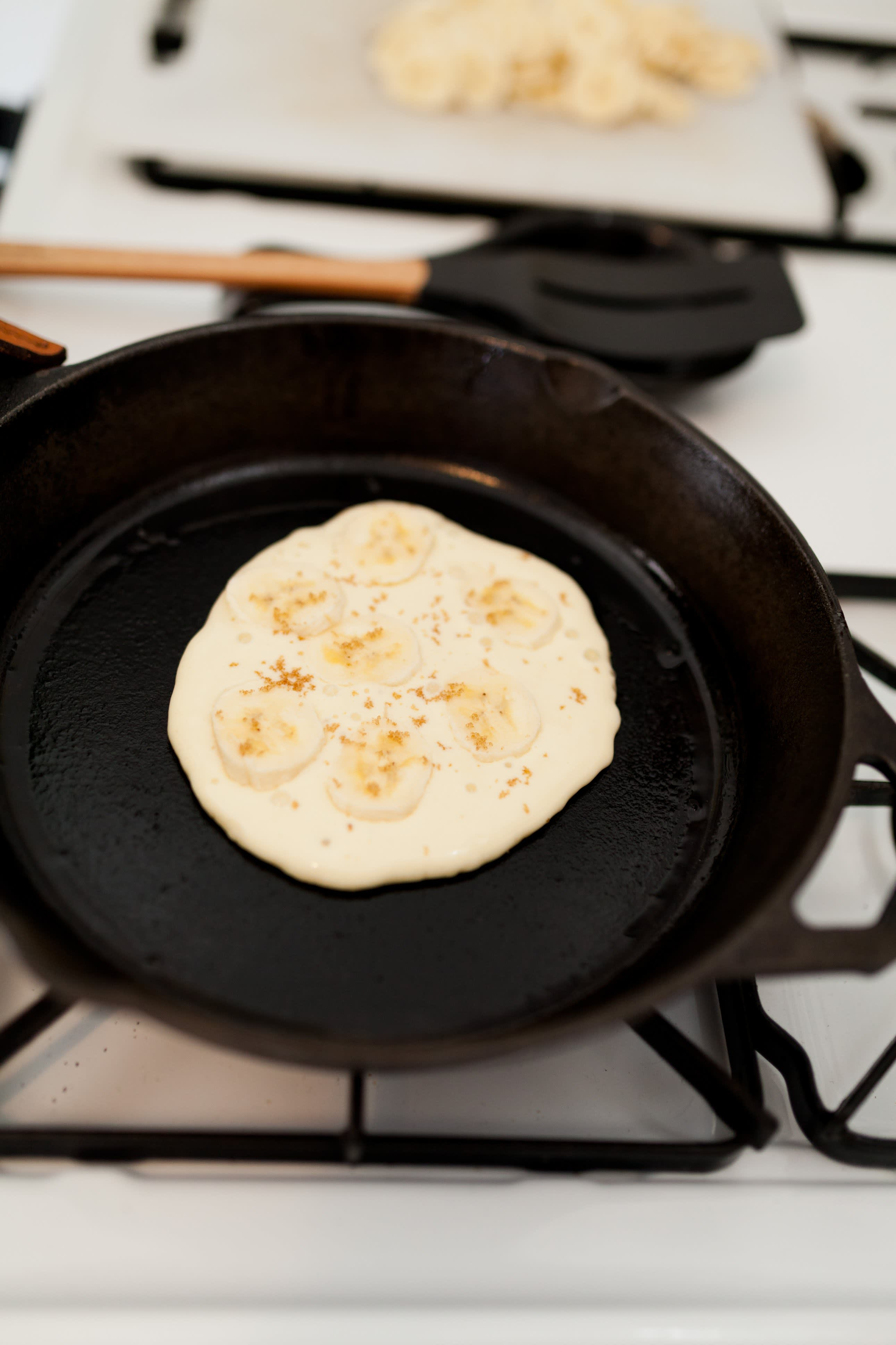 Steven Soria's 5 Tips for the Very Best Banana Pancakes: gallery image 9