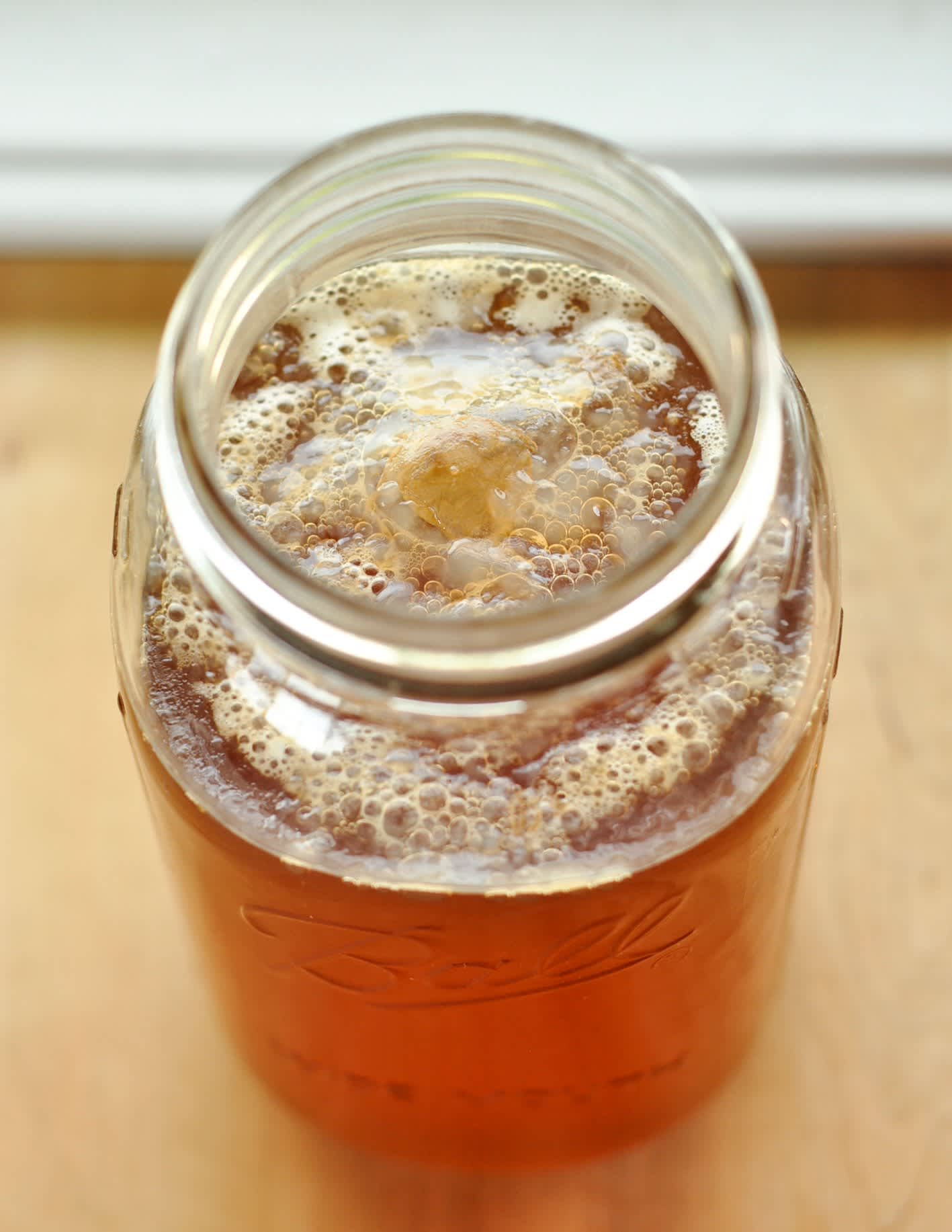 How To Make Your Own Kombucha Scoby: gallery image 11