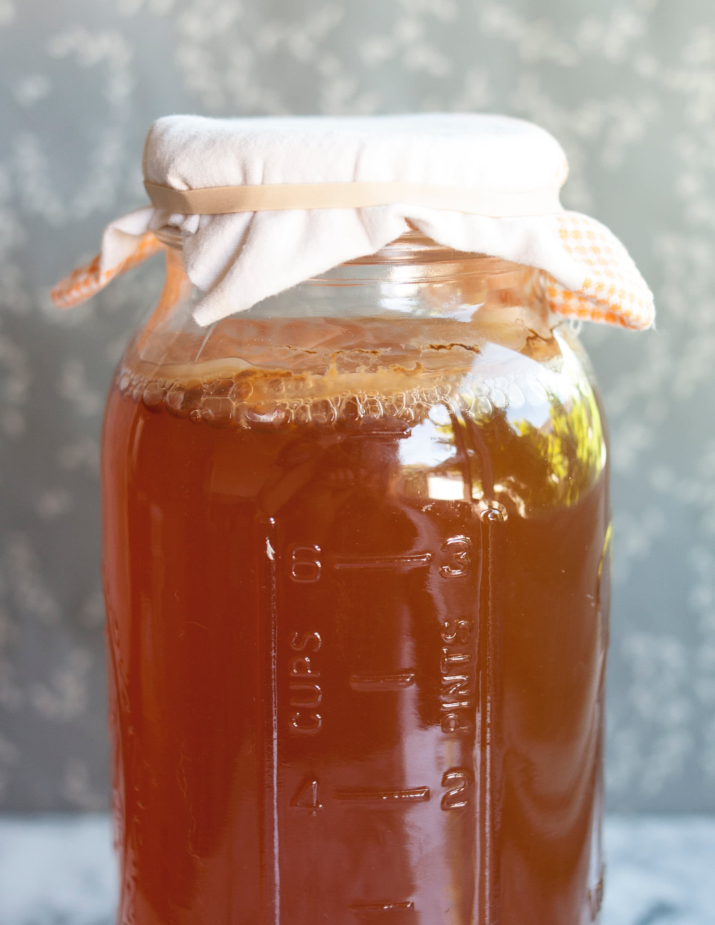 How To Make Your Own Kombucha Scoby: gallery image 10