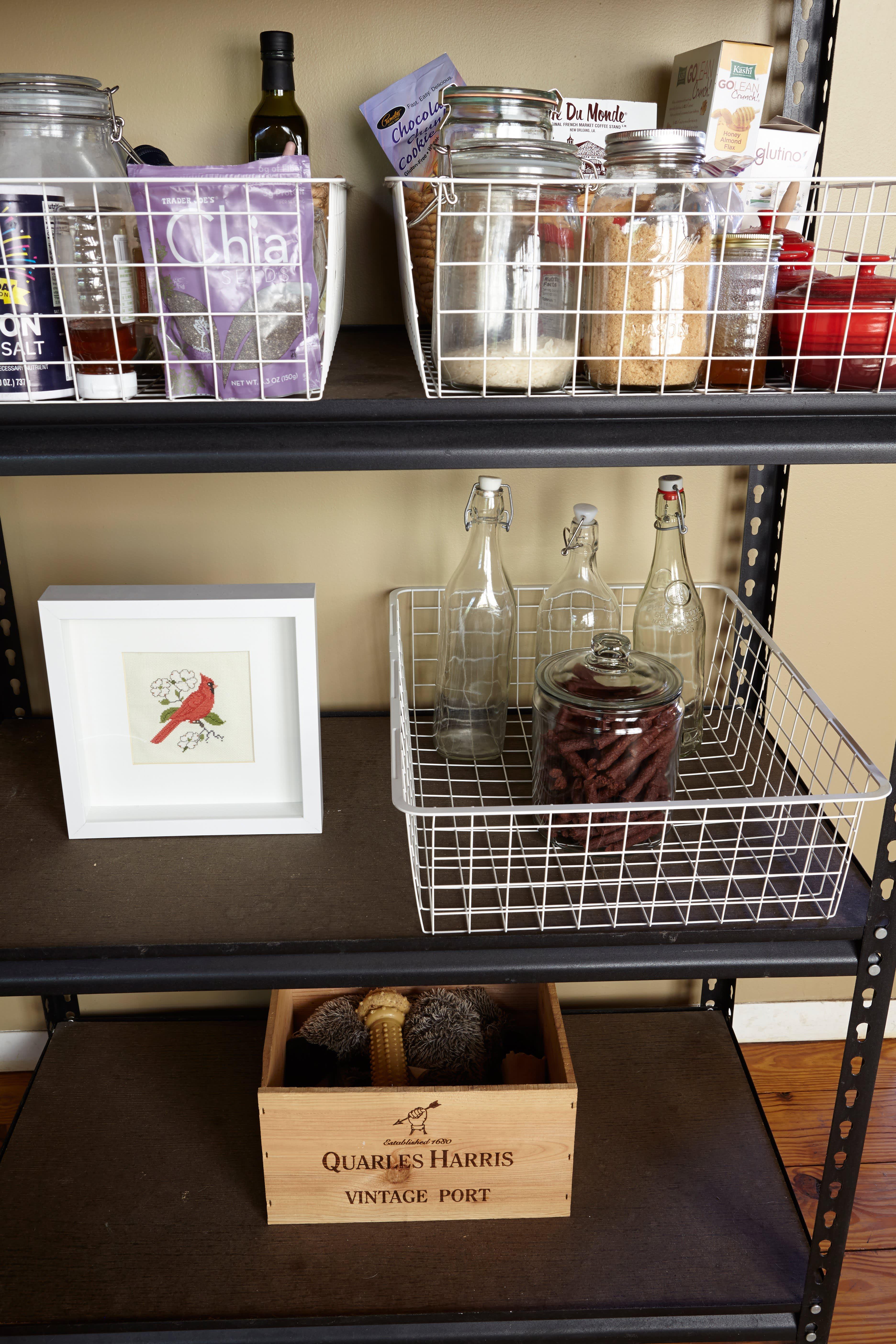 Julia's Open, Antique-Industrial Atlanta Kitchen: gallery image 9