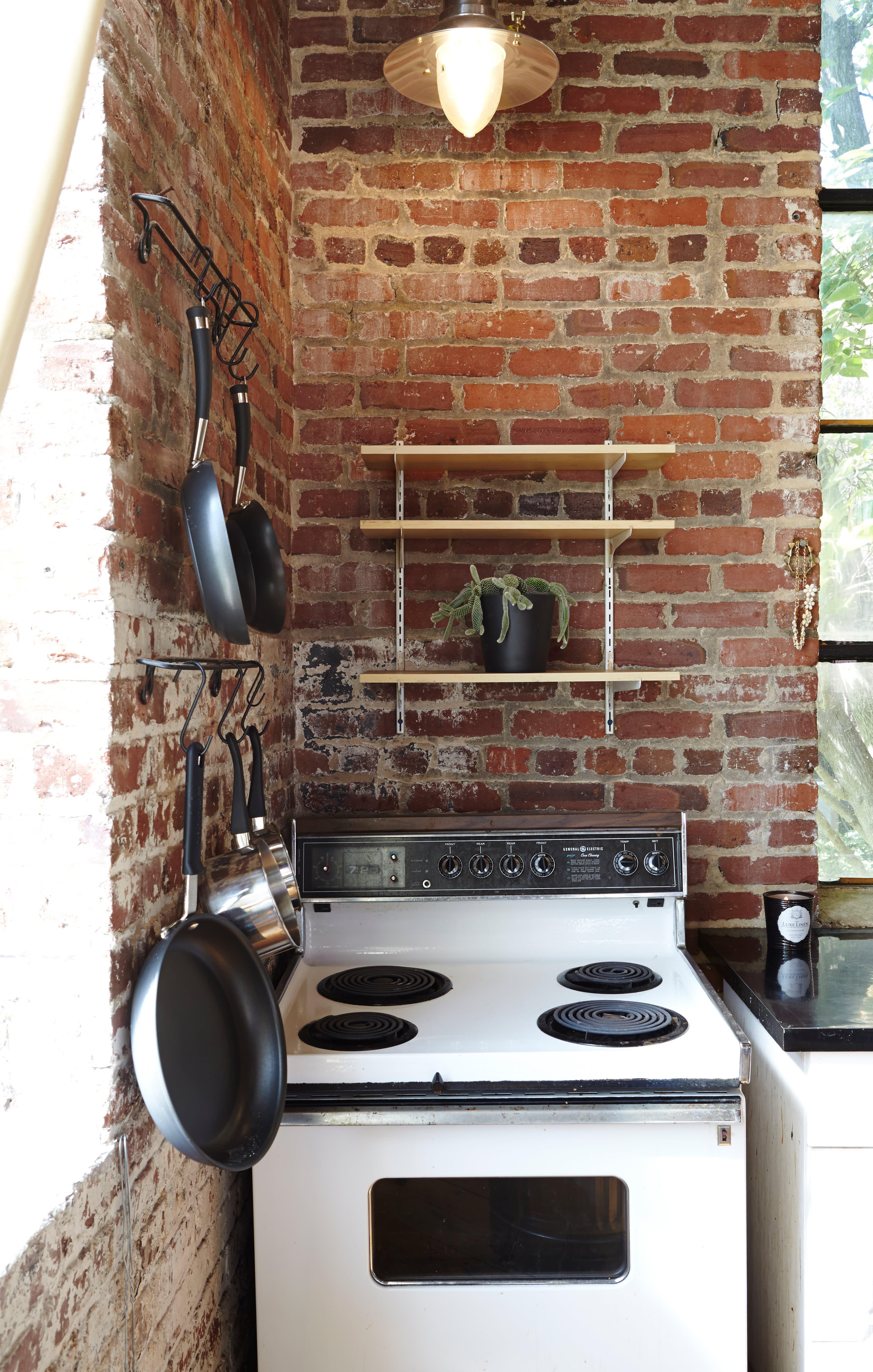 Julia's Open, Antique-Industrial Atlanta Kitchen: gallery image 3