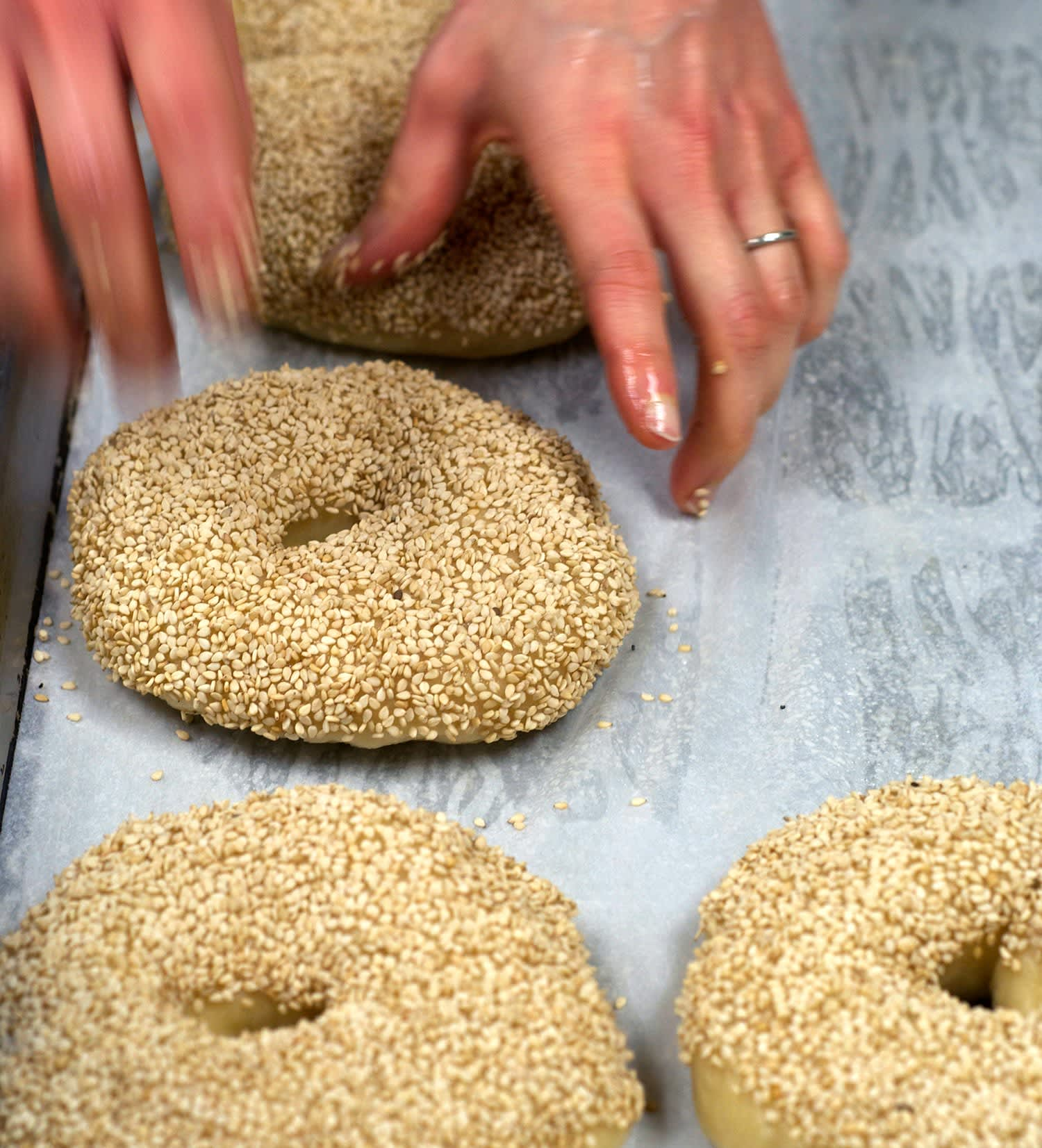 How Mary Ting Hyatt of Bagelsaurus Makes the Best Bagels in Boston: gallery image 23