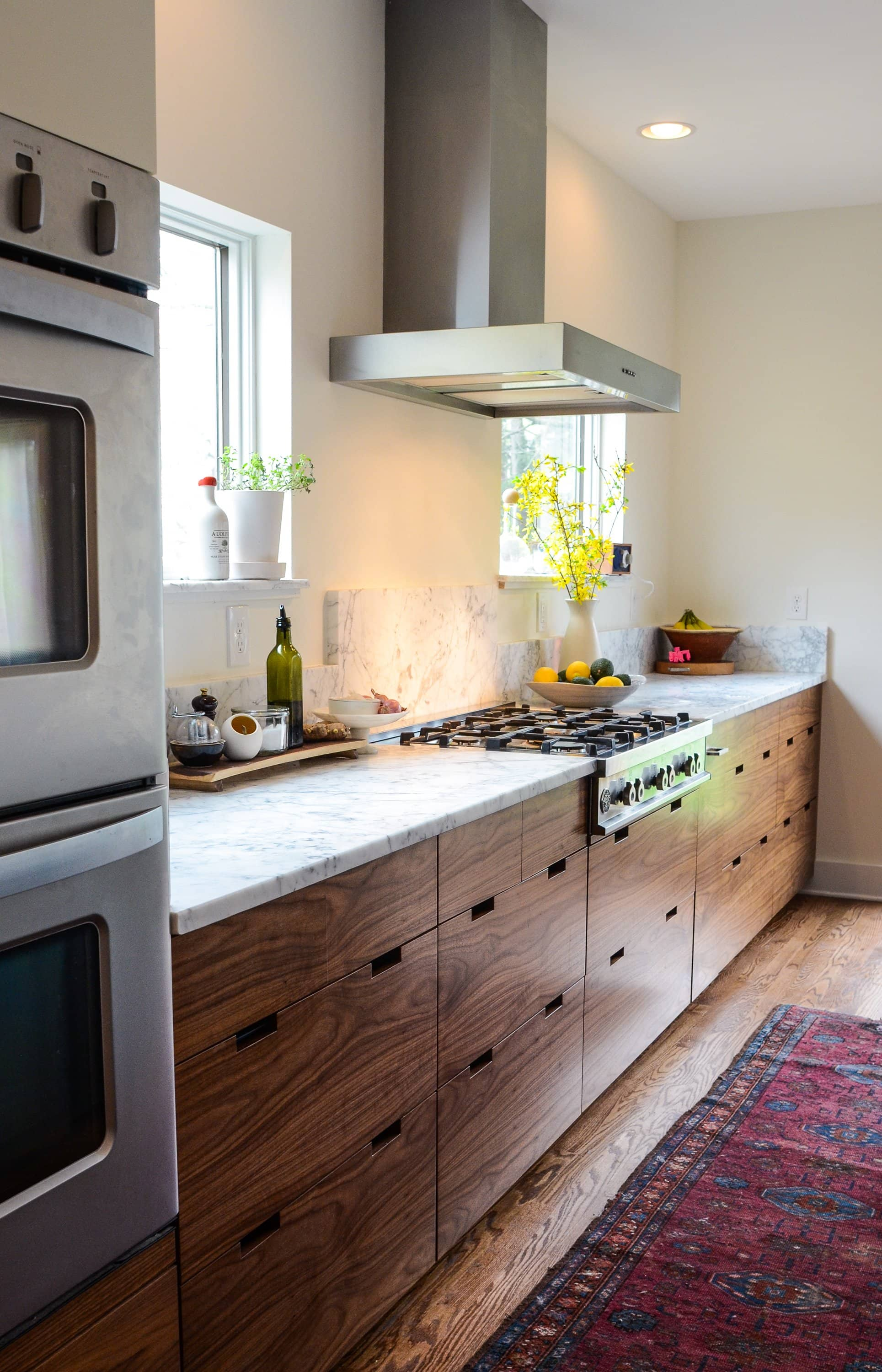 My Experience Of Living With Marble Countertops One Year Later Kitchn