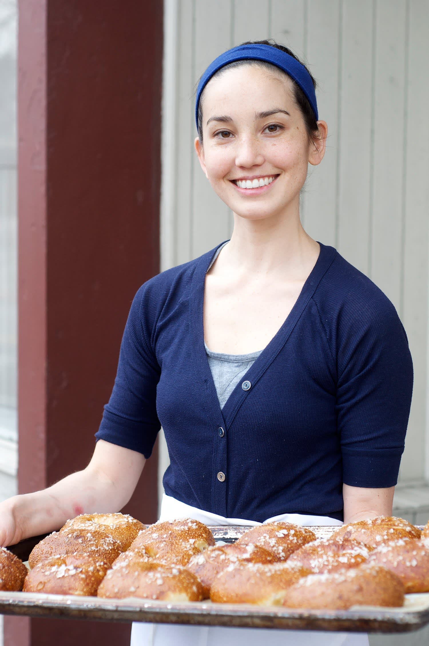 How Mary Ting Hyatt of Bagelsaurus Makes the Best Bagels in Boston: gallery image 32
