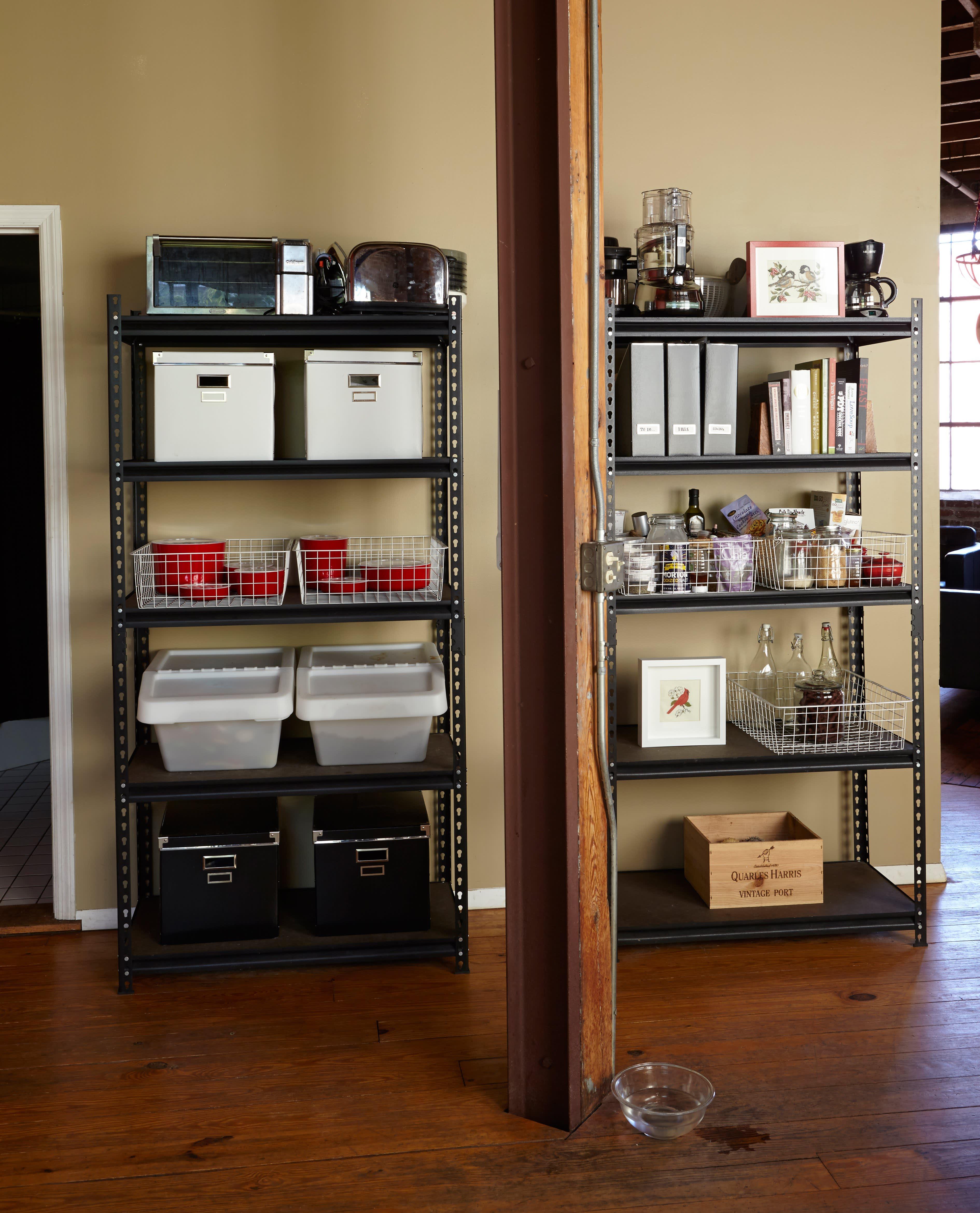 Julia's Open, Antique-Industrial Atlanta Kitchen: gallery image 7