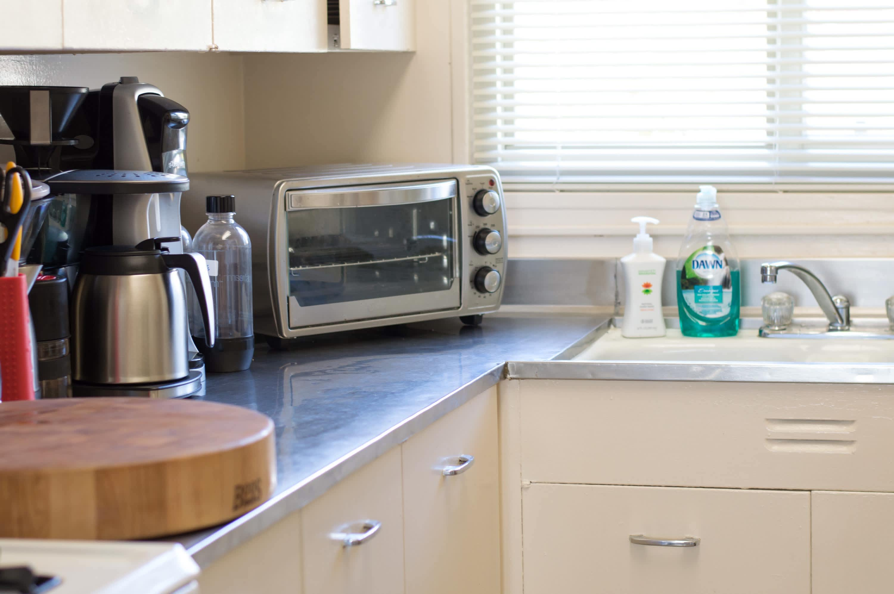 How To Clean Stainless Steel Countertops To a Shiny, Streak-Free Finish: gallery image 7