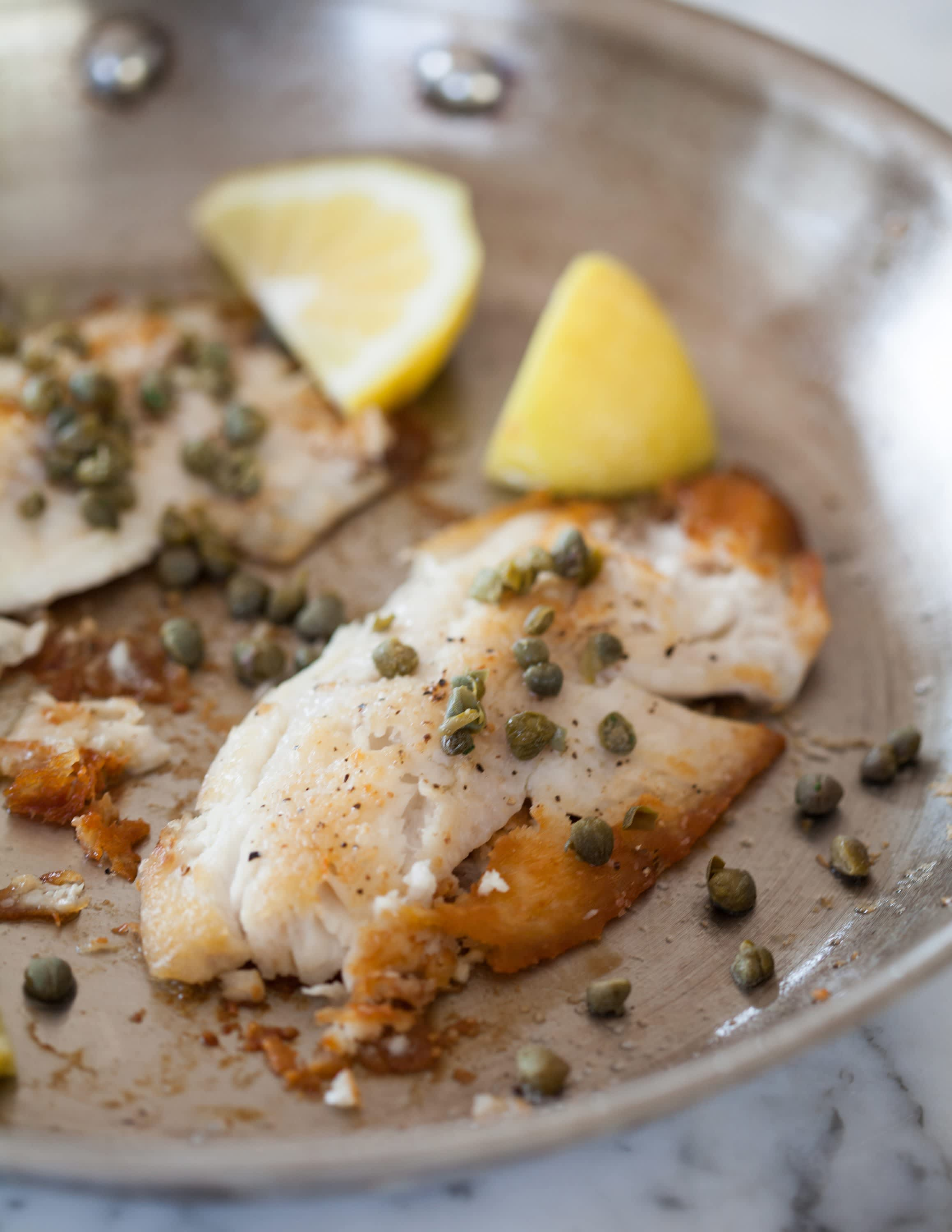 How To Cook Fish on the Stovetop: gallery image 7