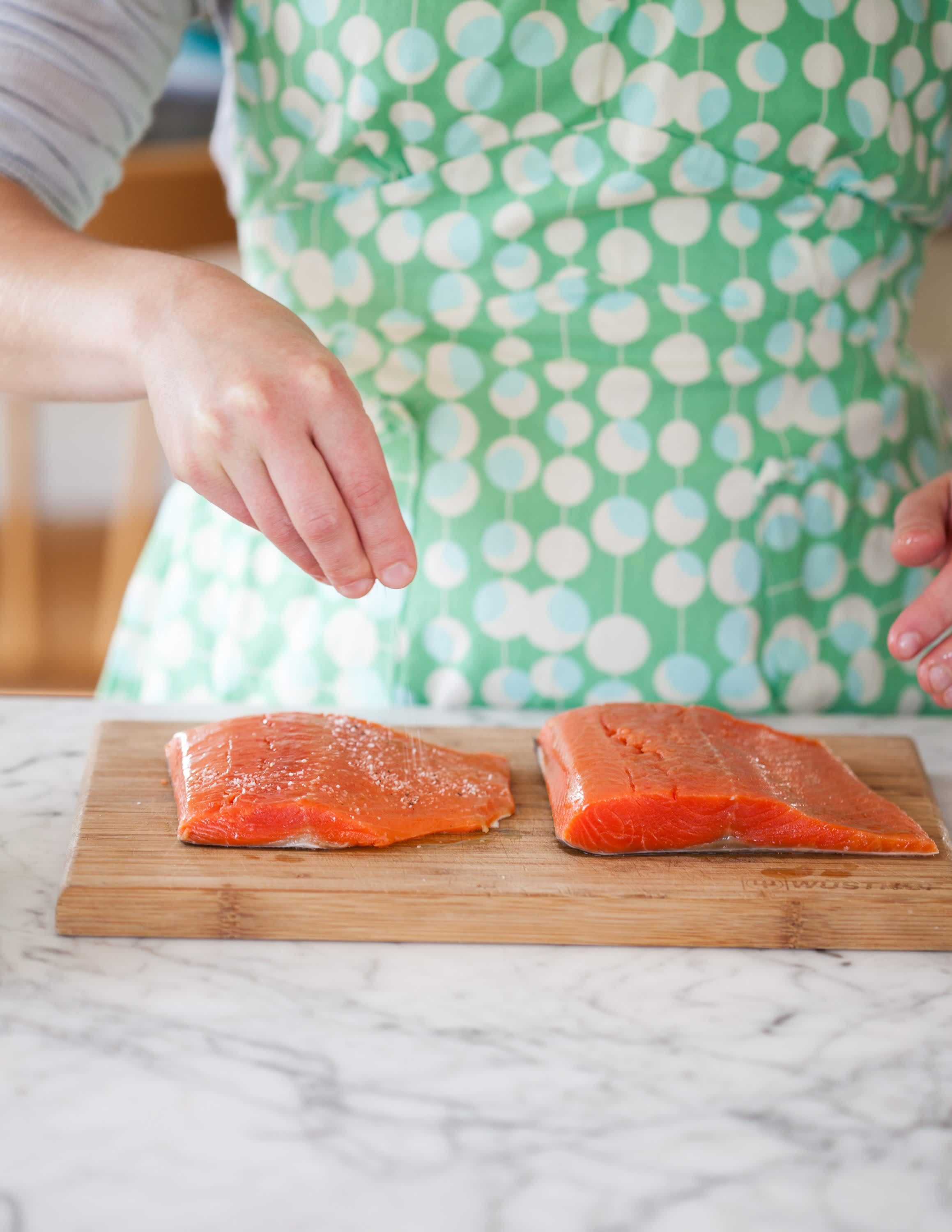 How To Cook Salmon in the Oven: gallery image 3