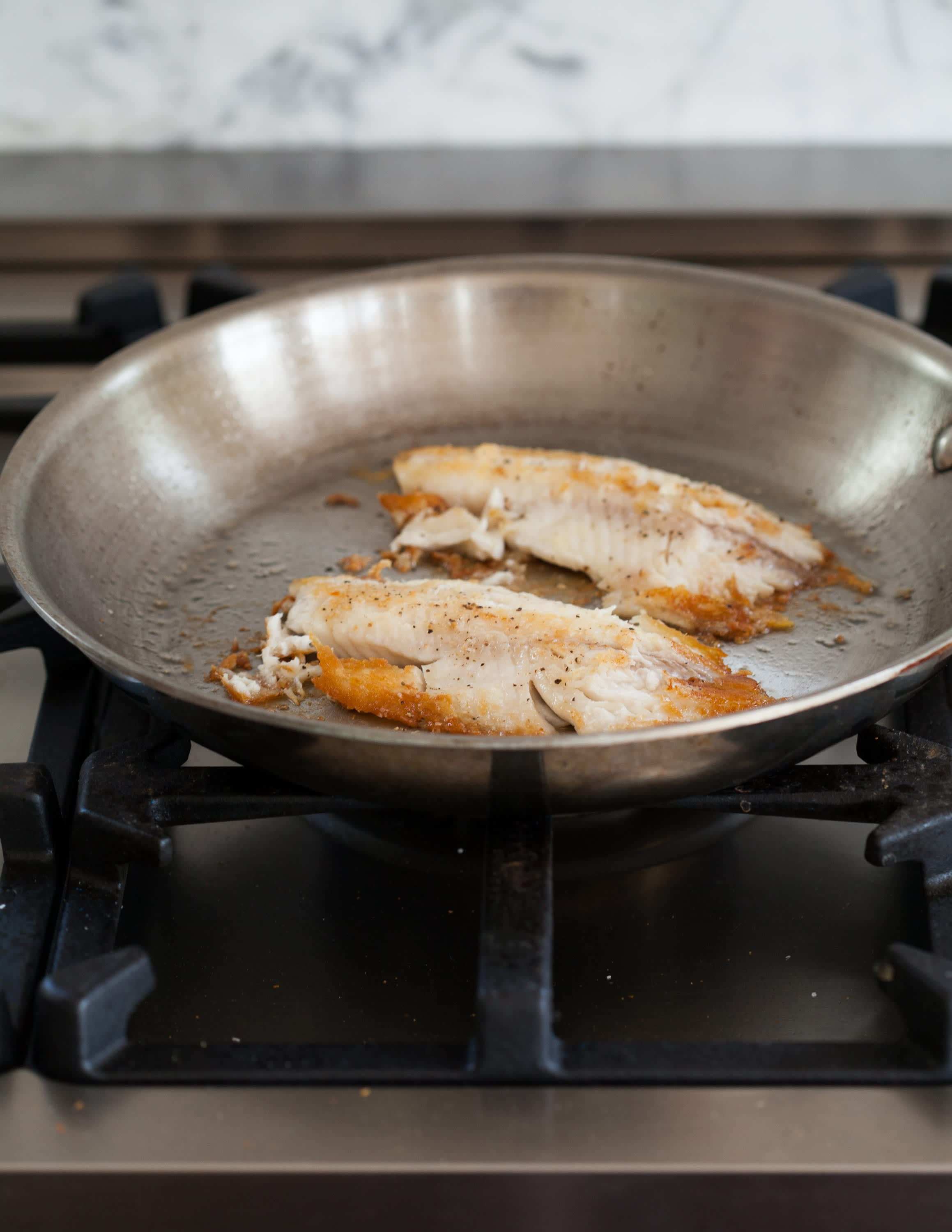 How To Cook Fish on the Stovetop: gallery image 6