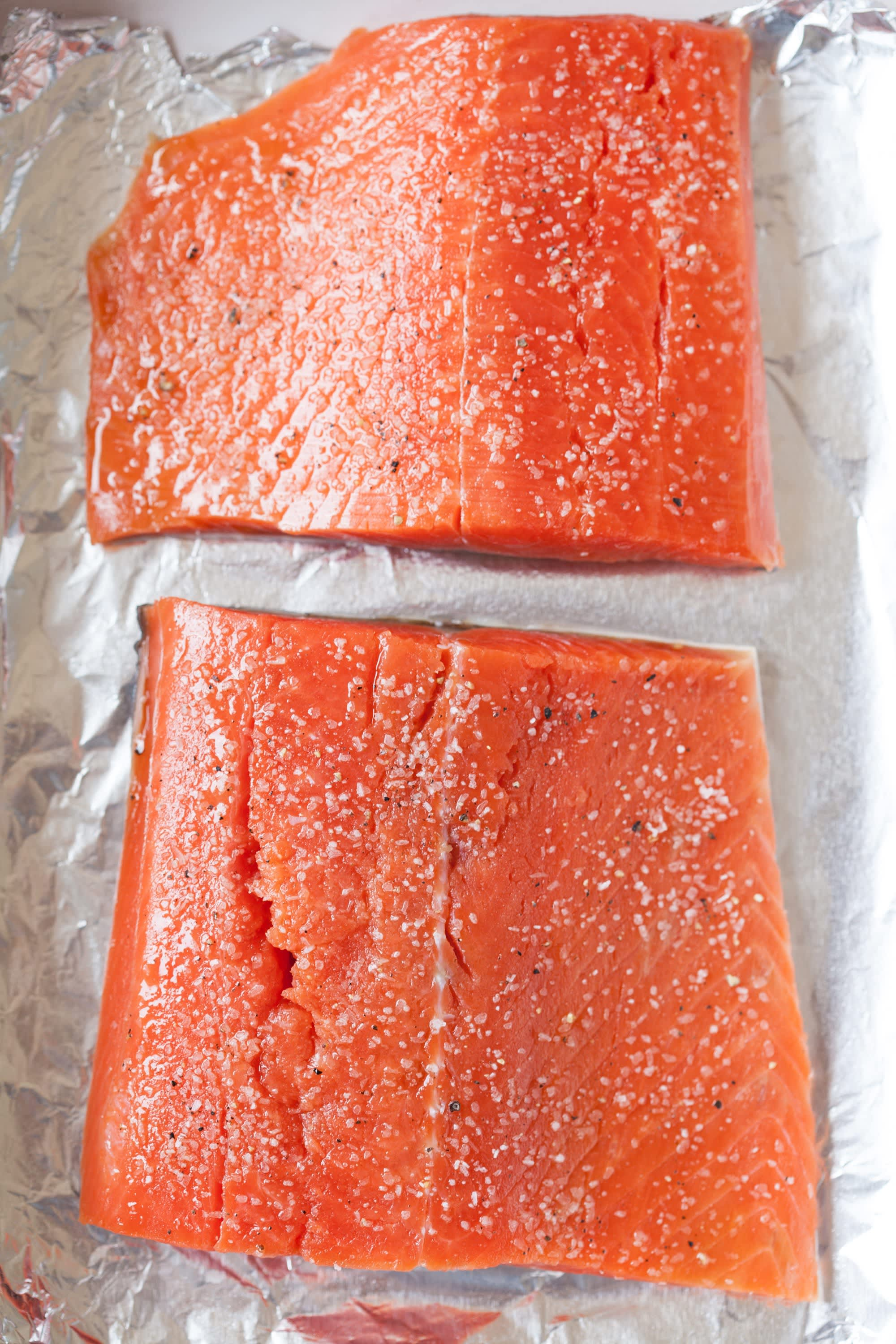 How To Cook Salmon in the Oven: gallery image 4